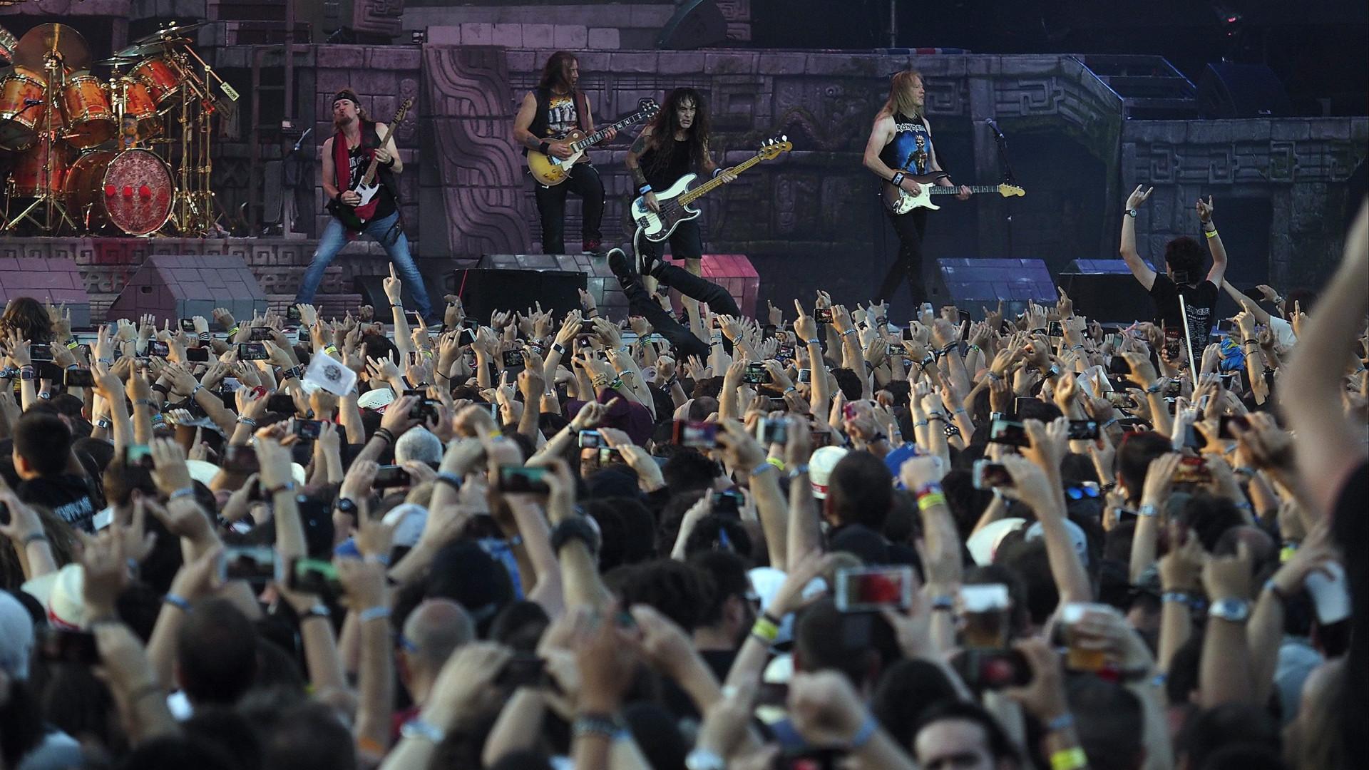 Nova digressão dos Iron Maiden passa por Lisboa em julho