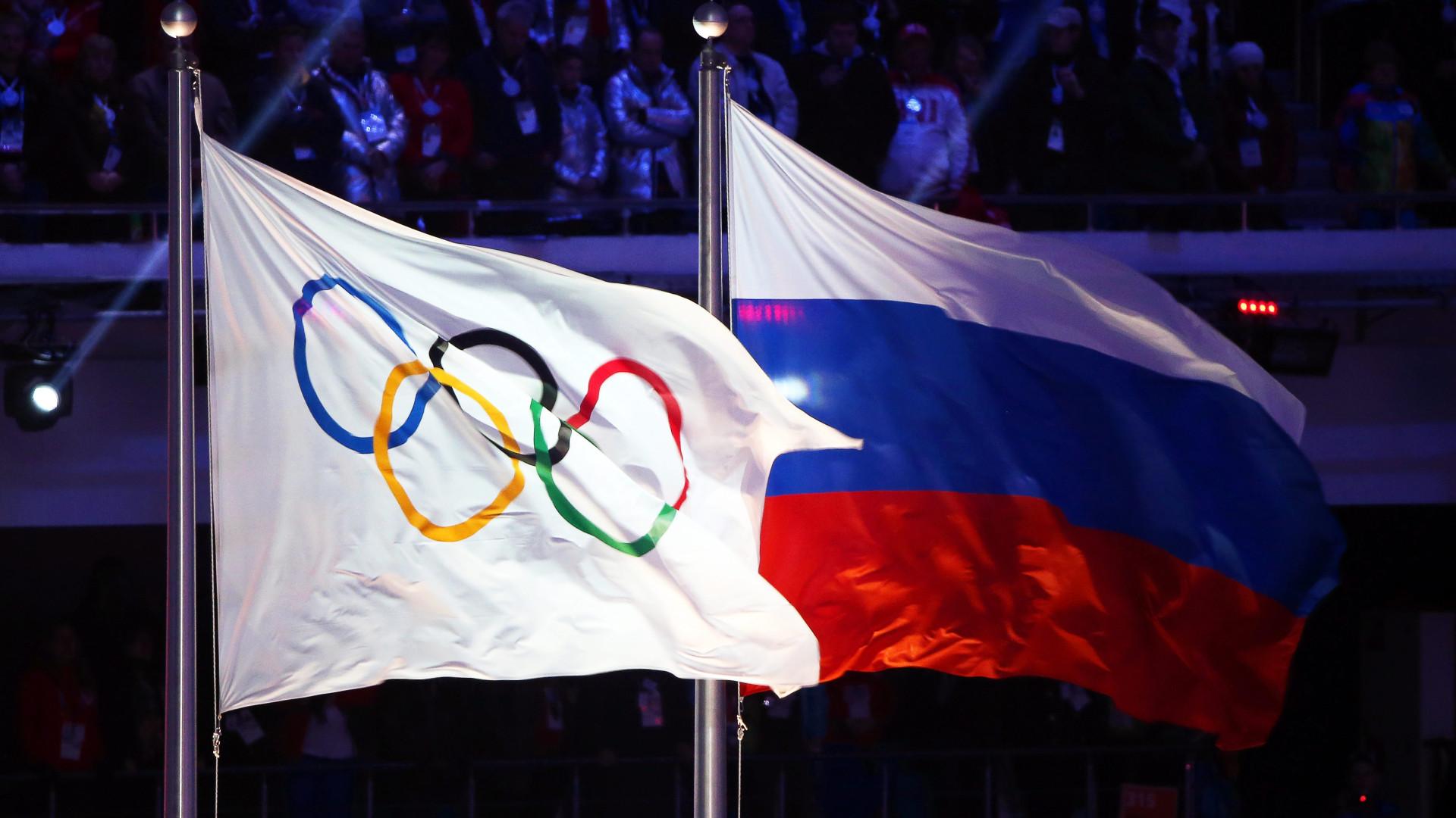 Russos medalhados e desclassificados em Sochi'2014 apresentam recurso