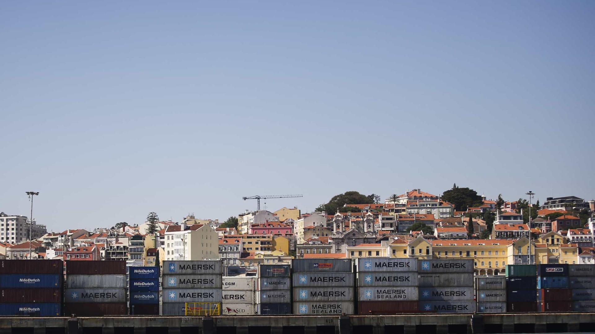 Portos nacionais movimentam recorde de 89,2 milhões de toneladas em 2017