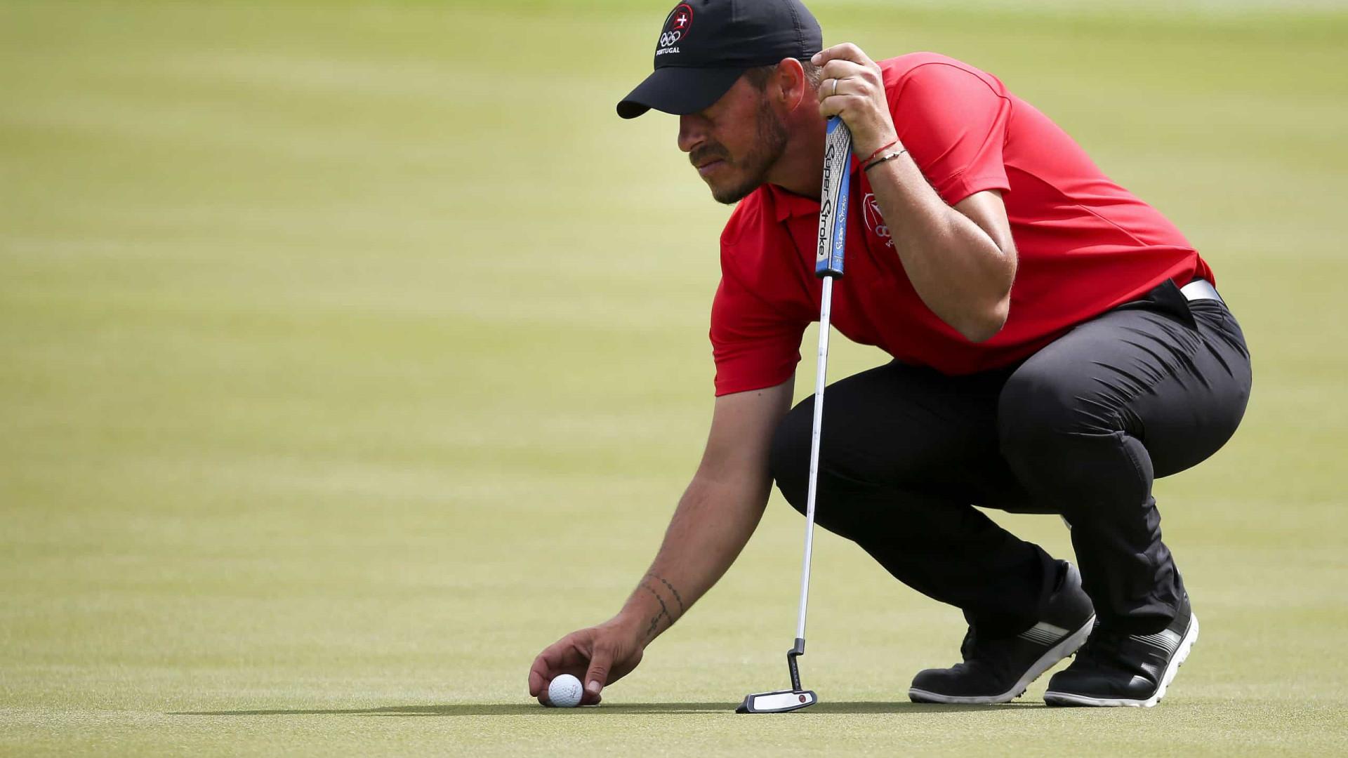 José-Filipe Lima segue em quinto no 'Challenge' italiano de golfe