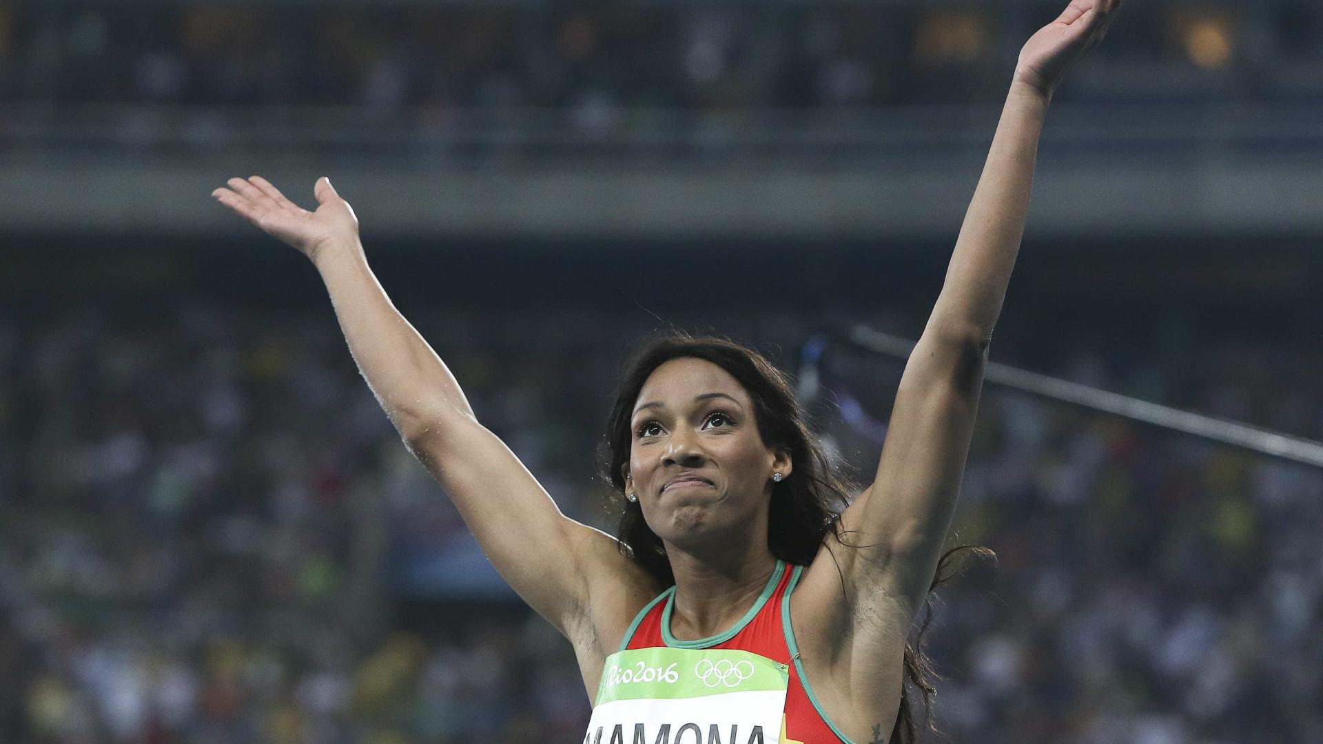 Patrícia Mamona sexta no triplo salto na etapa de Rabat da Liga Diamante