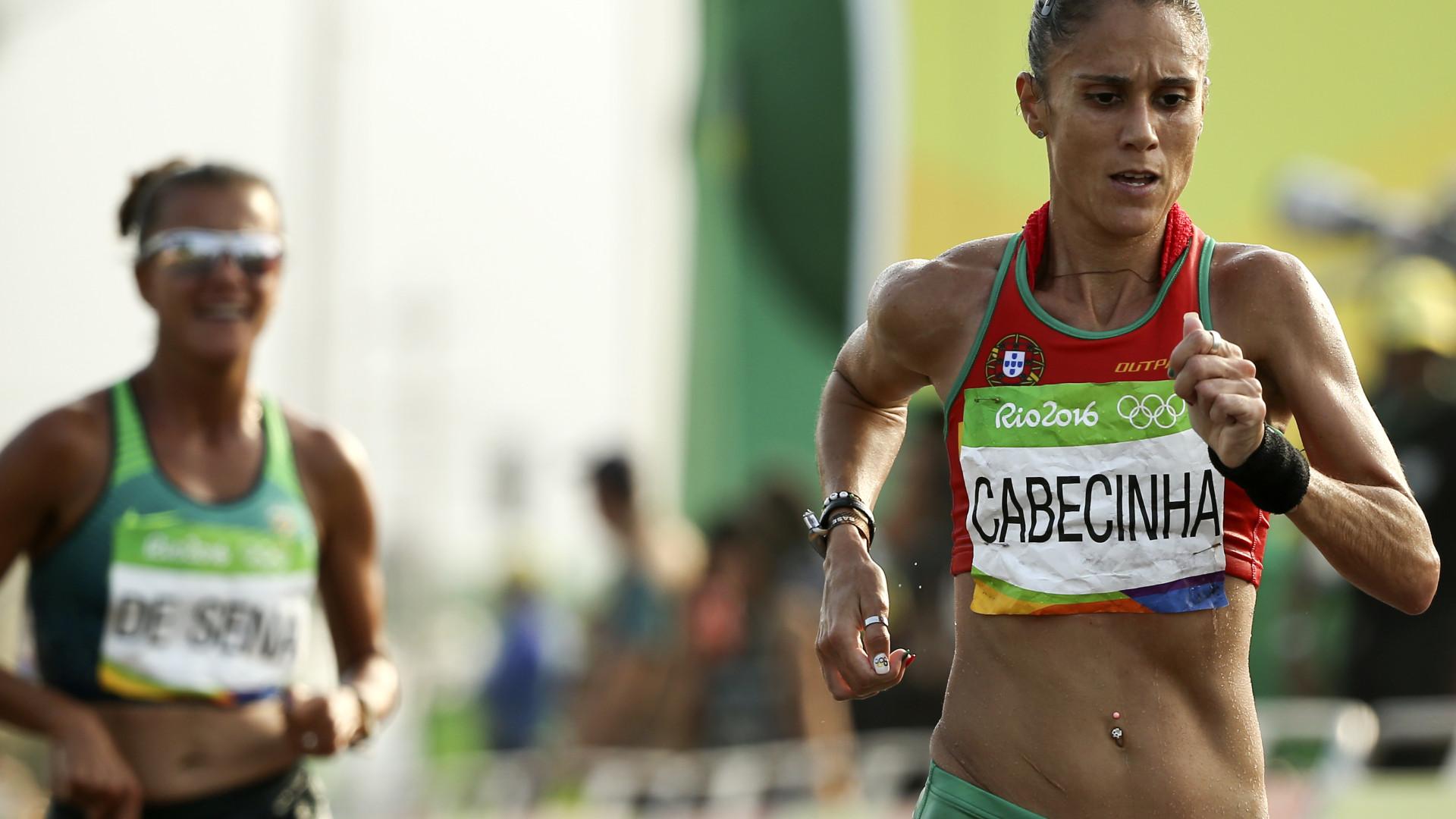 Ana Cabecinha oitava nos 20 kms marcha dos Europeus