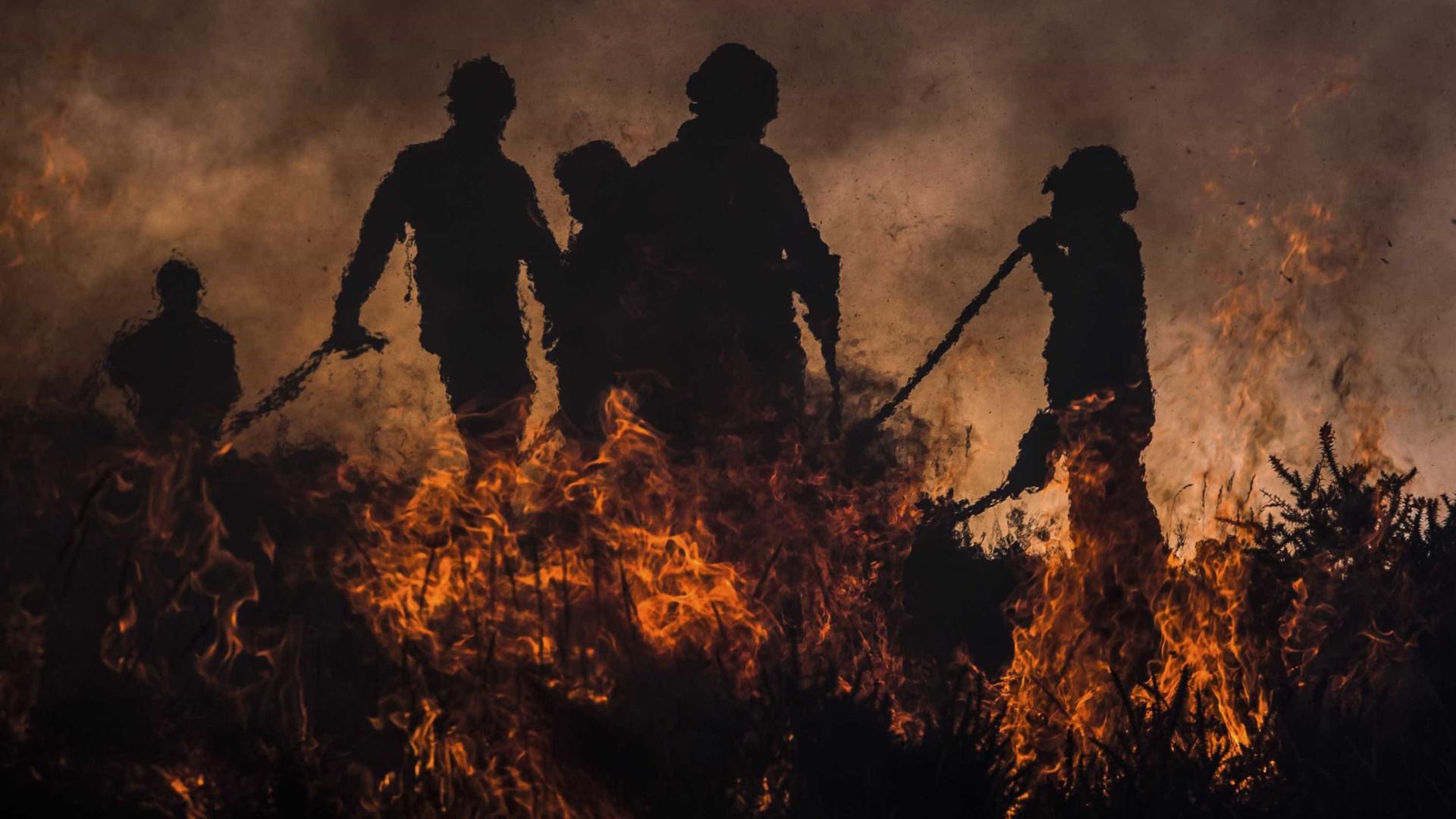 Tecnologia portuguesa ajuda a monitorizar sinais vitais em bombeiros