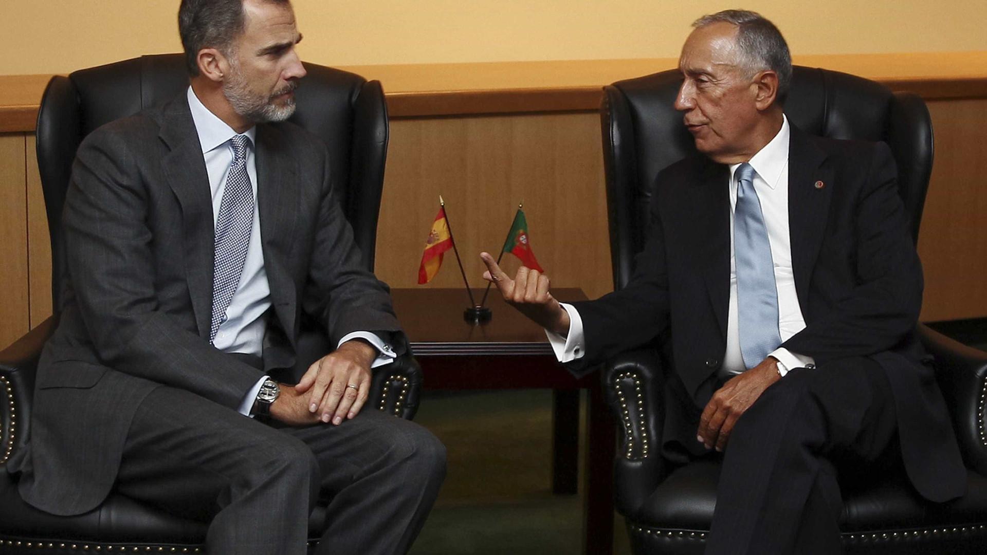 Reis de Espanha e Marcelo inauguram Feira do Livro de Madrid