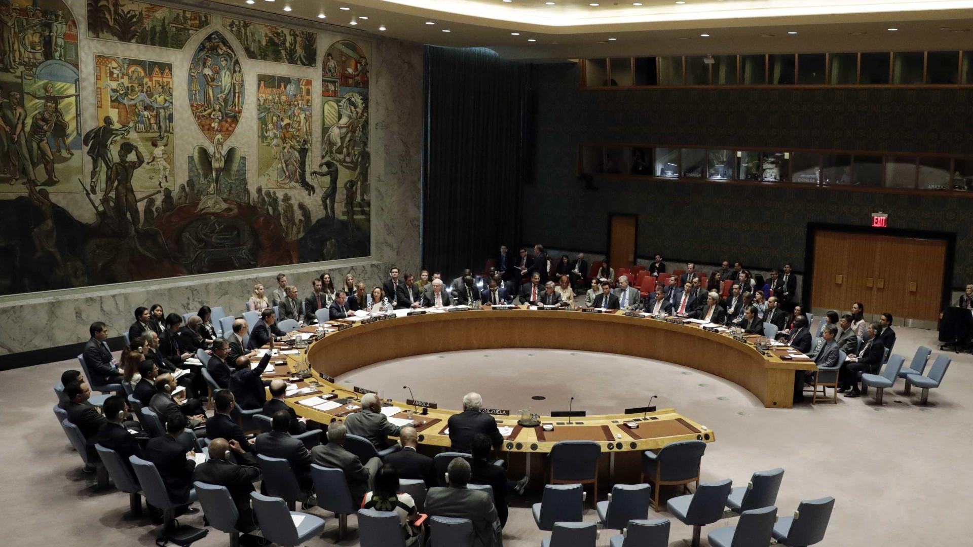 Conselho de Segurança da ONU reforça sanções contra Coreia do Norte