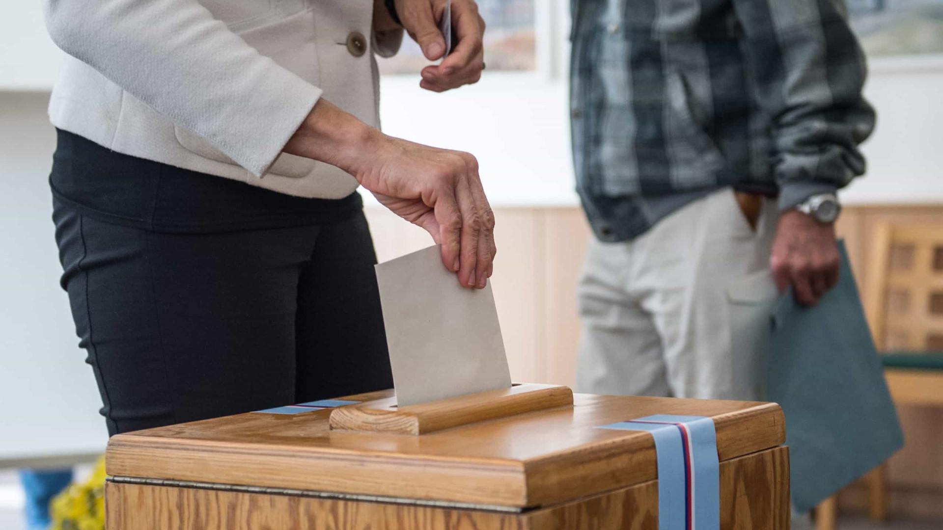 Urnas encerradas em Macau, maior número de votantes de sempre