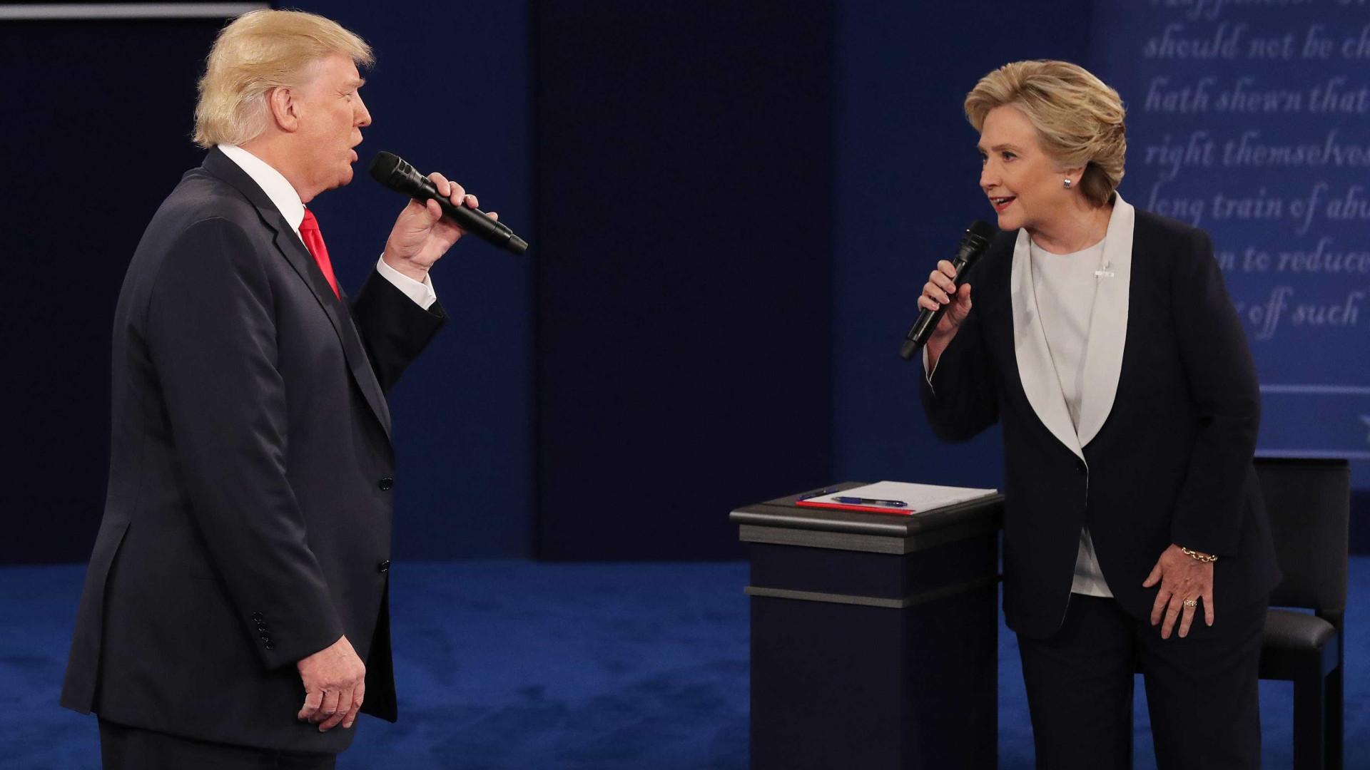 EUA: Las Vegas recebe hoje o último debate presidencial