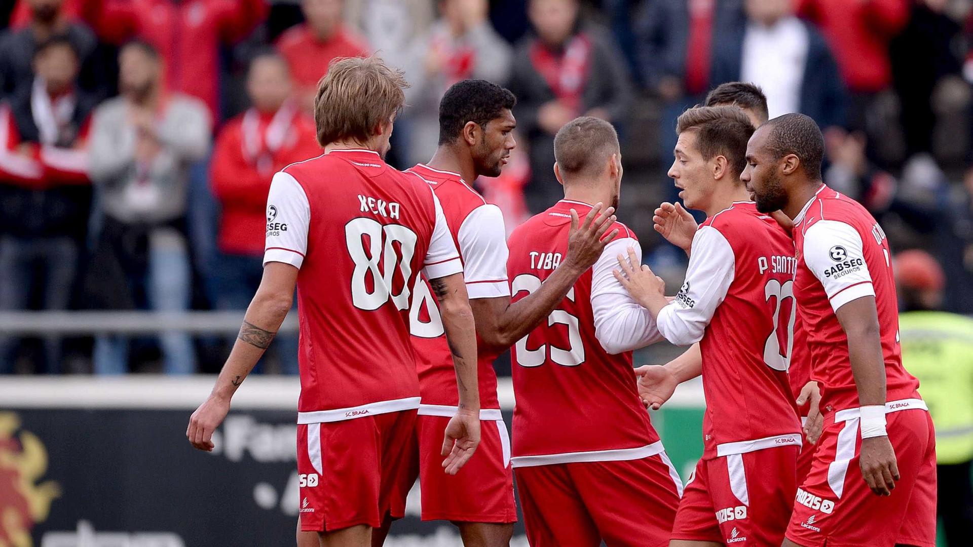 Sporting de Braga sem margem para erro na Turquia