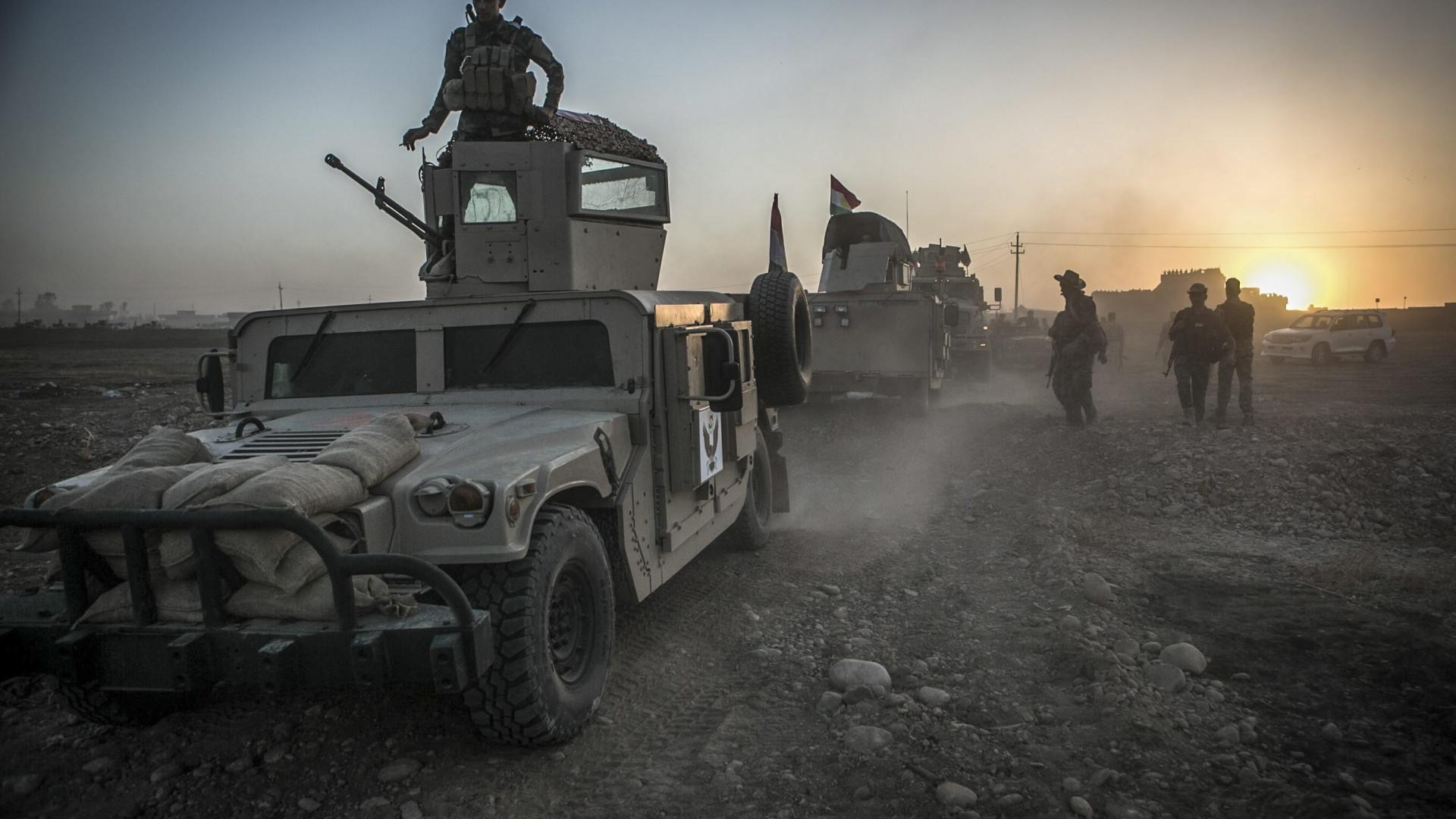 Amnistia alerta para necessidade de proteger civis na batalha de Mossul