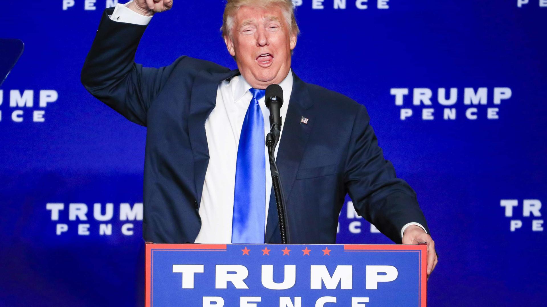 Trump com ligações a rede internacional de lavagem de dinheiro