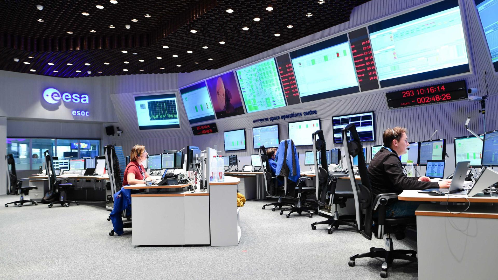 Portugal aumentará contribuição para agência espacial em 30,50 milhões