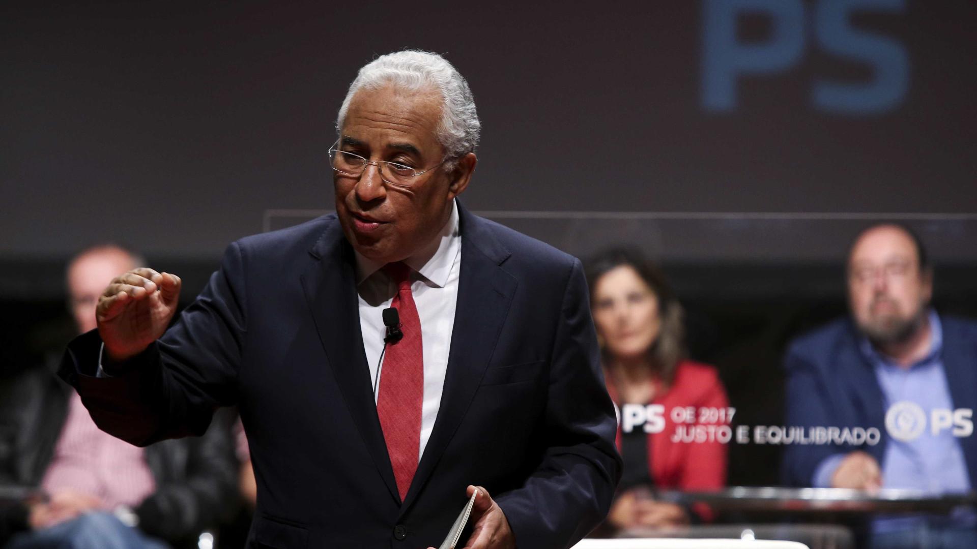 Adicional do IMI garante Segurança Social por mais seis anos, diz Costa