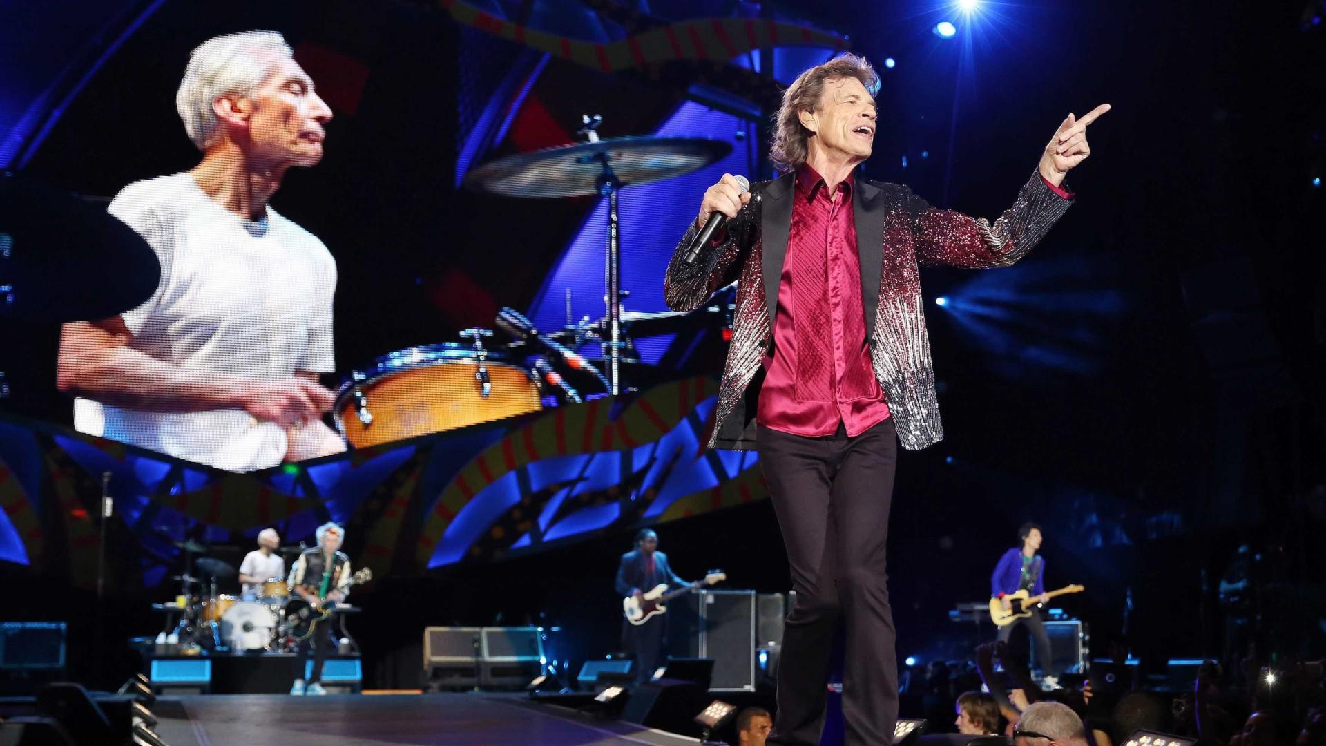Rolling Stones regressam aos 'blues' de origem em 'Blue & Lonesome'