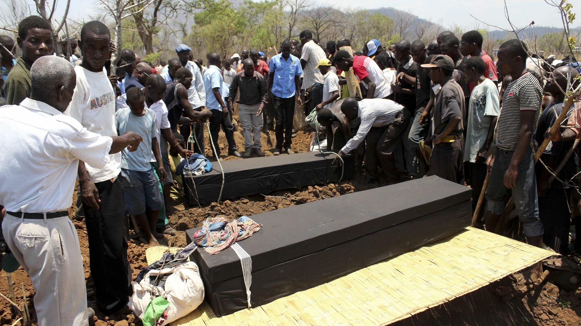 Número de mortos na explosão de um camião- cisterna sobe para 99