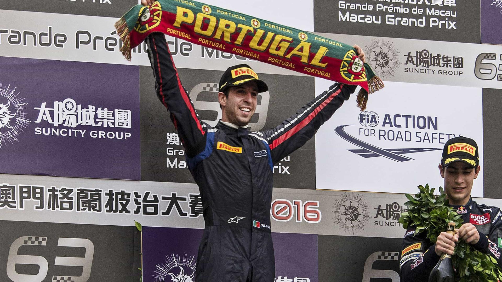 Félix da Costa abandona em Marraquexe e perde liderança do campeonato