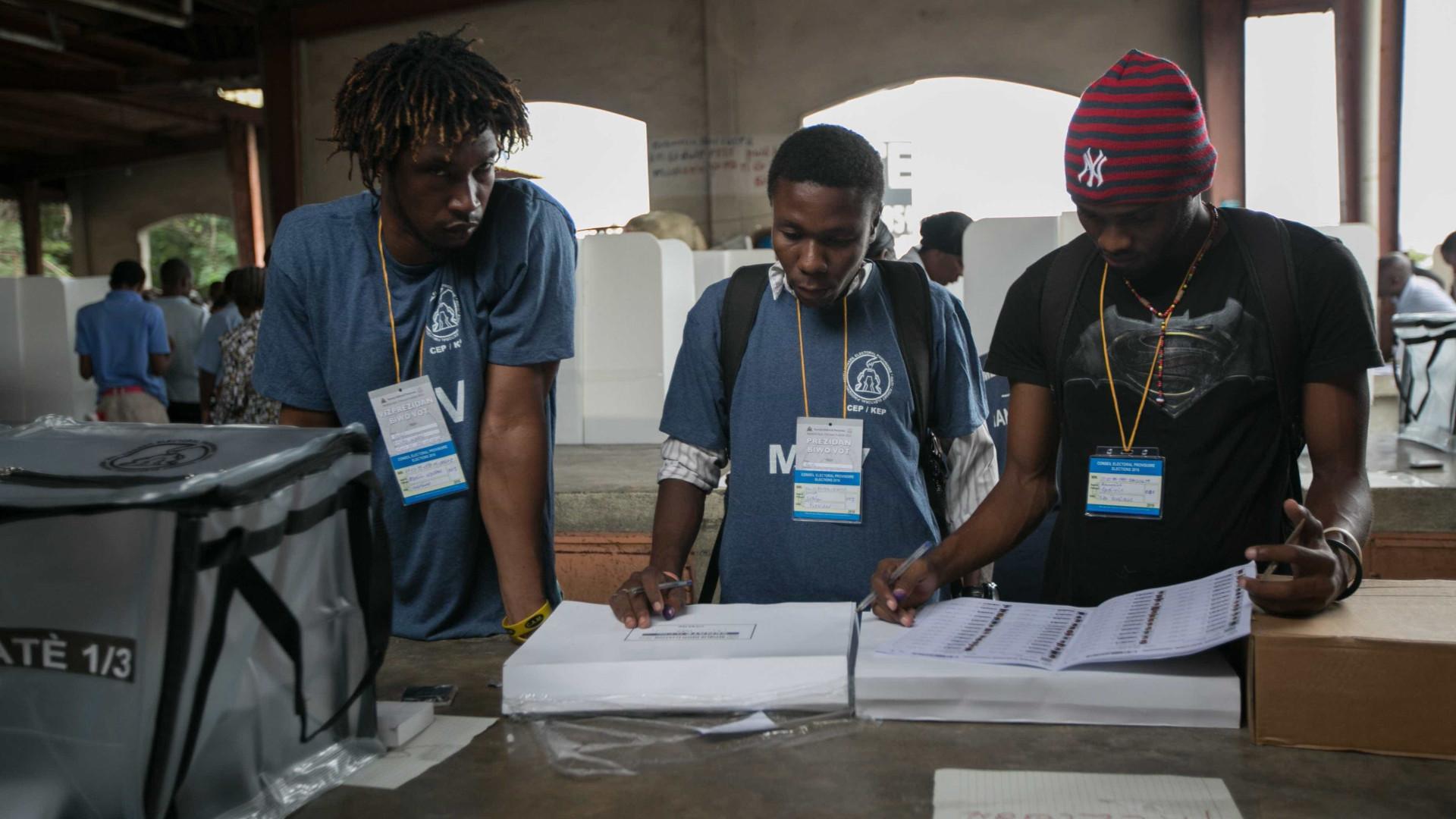 Jovenal Moise vence presidenciais no Haiti