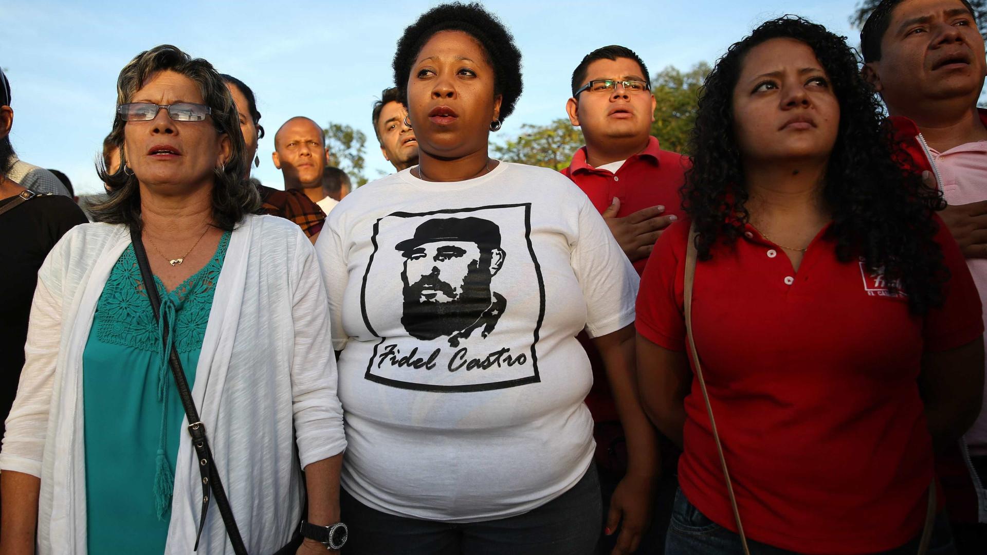 Fidel Castro: Um revolucionário com muitas mulheres