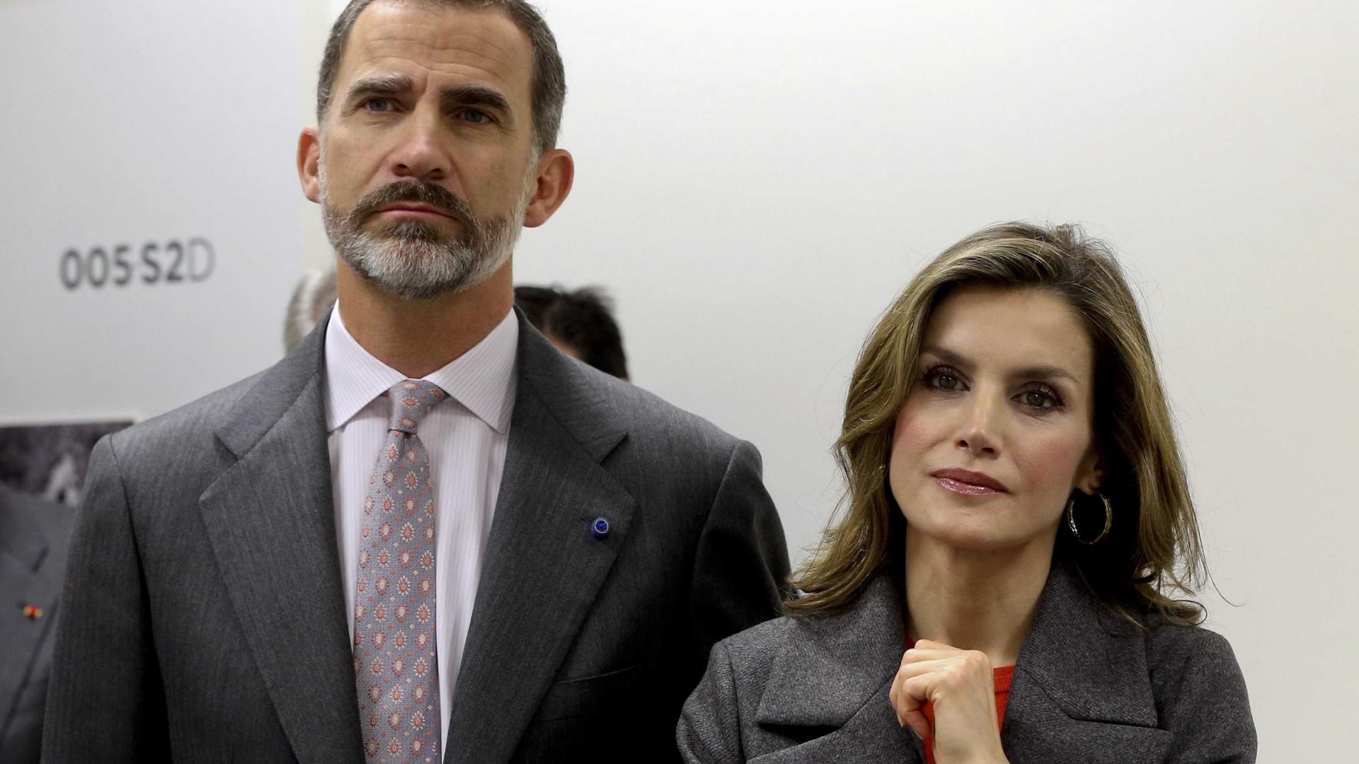 Reis de Espanha terminam hoje visita de Estado a Portugal