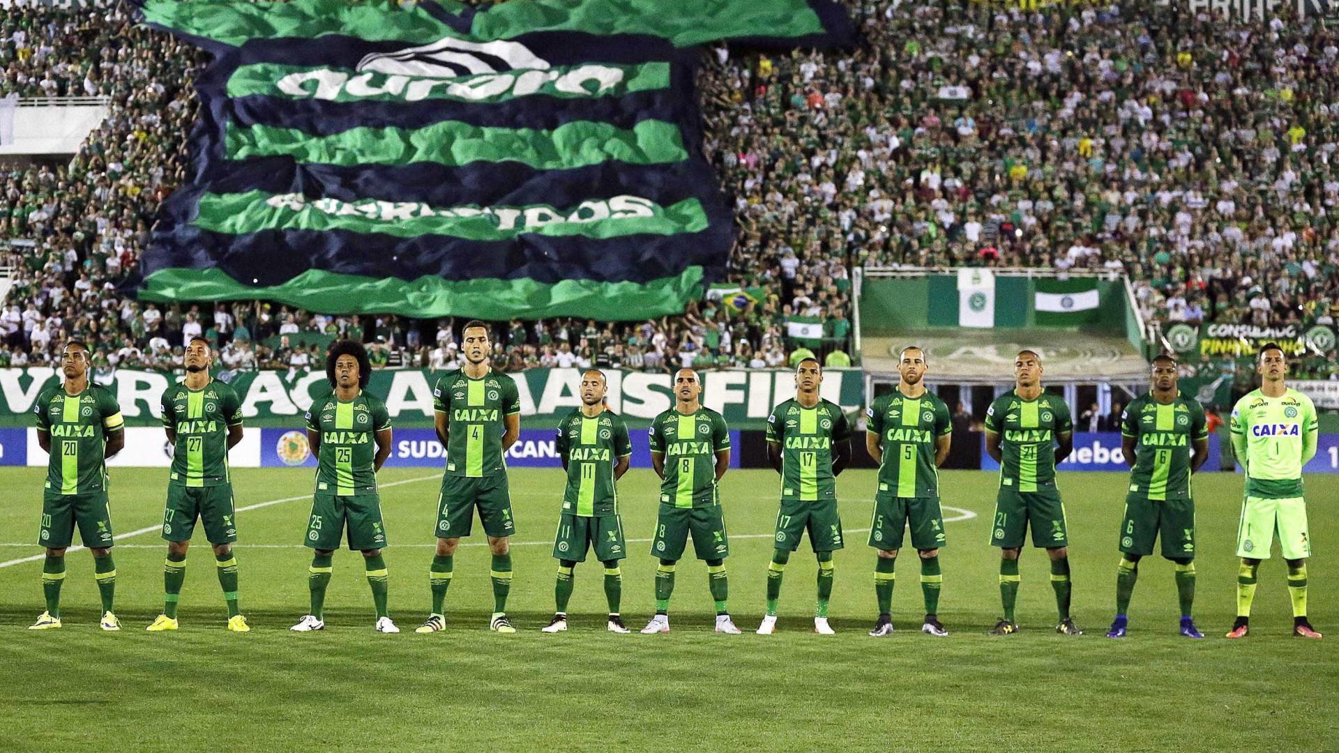 """Chapecoense: FIFA fala em dia """"muito, muito triste para o futebol"""""""