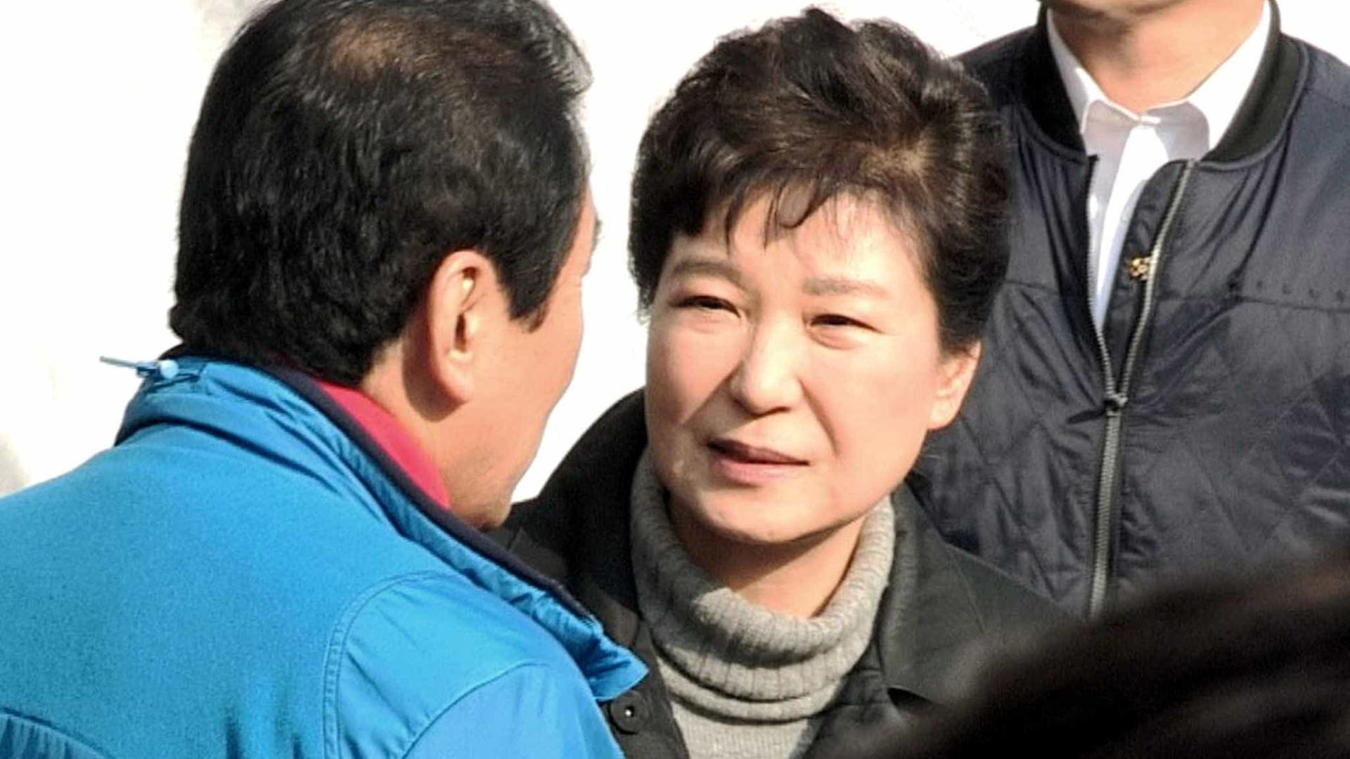 Parlamento sul-coreano vota a 9 de dezembro destituição da Presidente