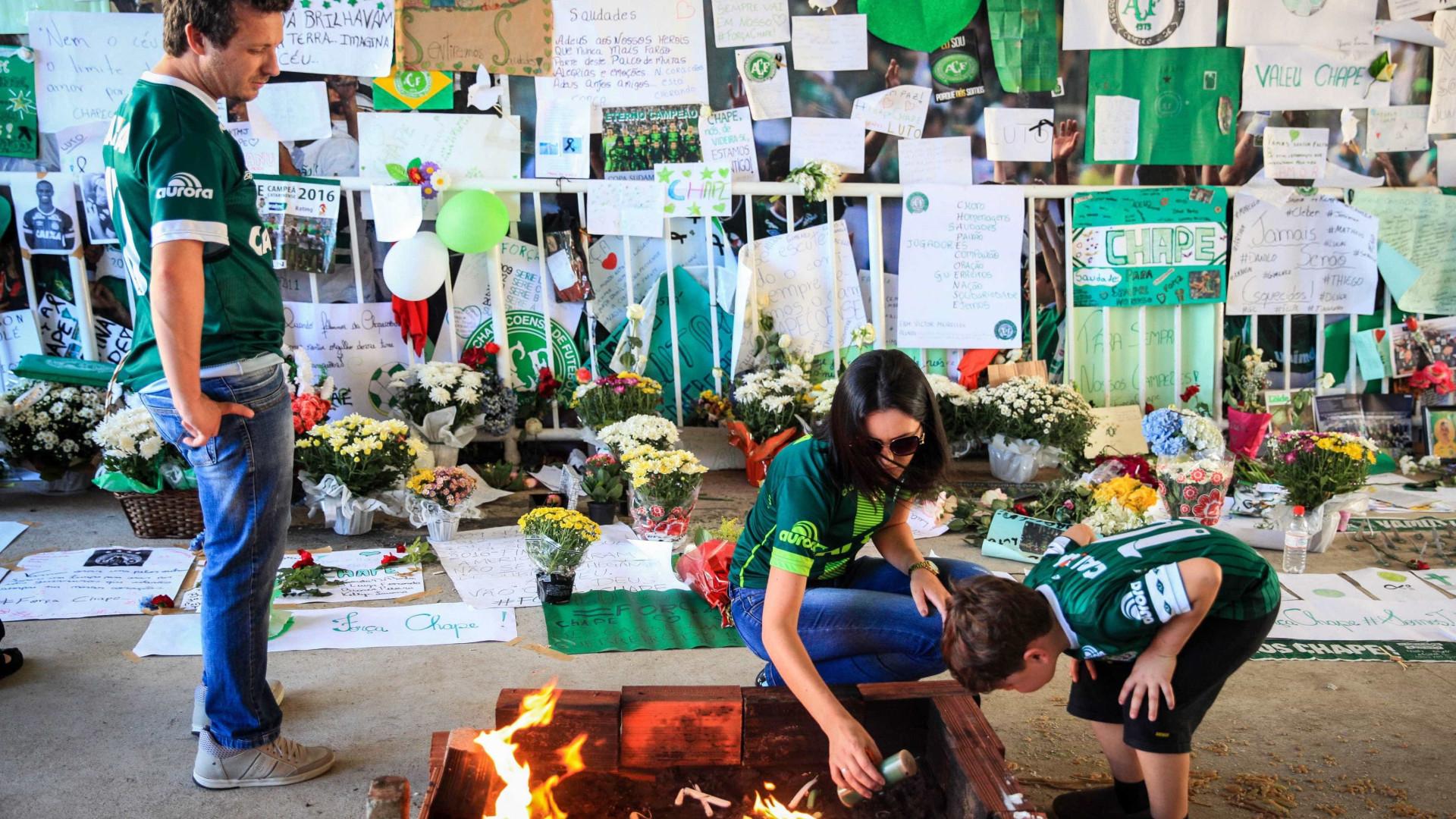 Chapecoense não deverá disputar último jogo do 'Brasileirão'