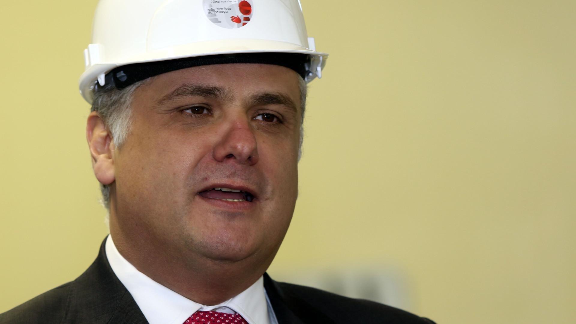 """Sines pode ser um """"hub energético na área do gás"""""""