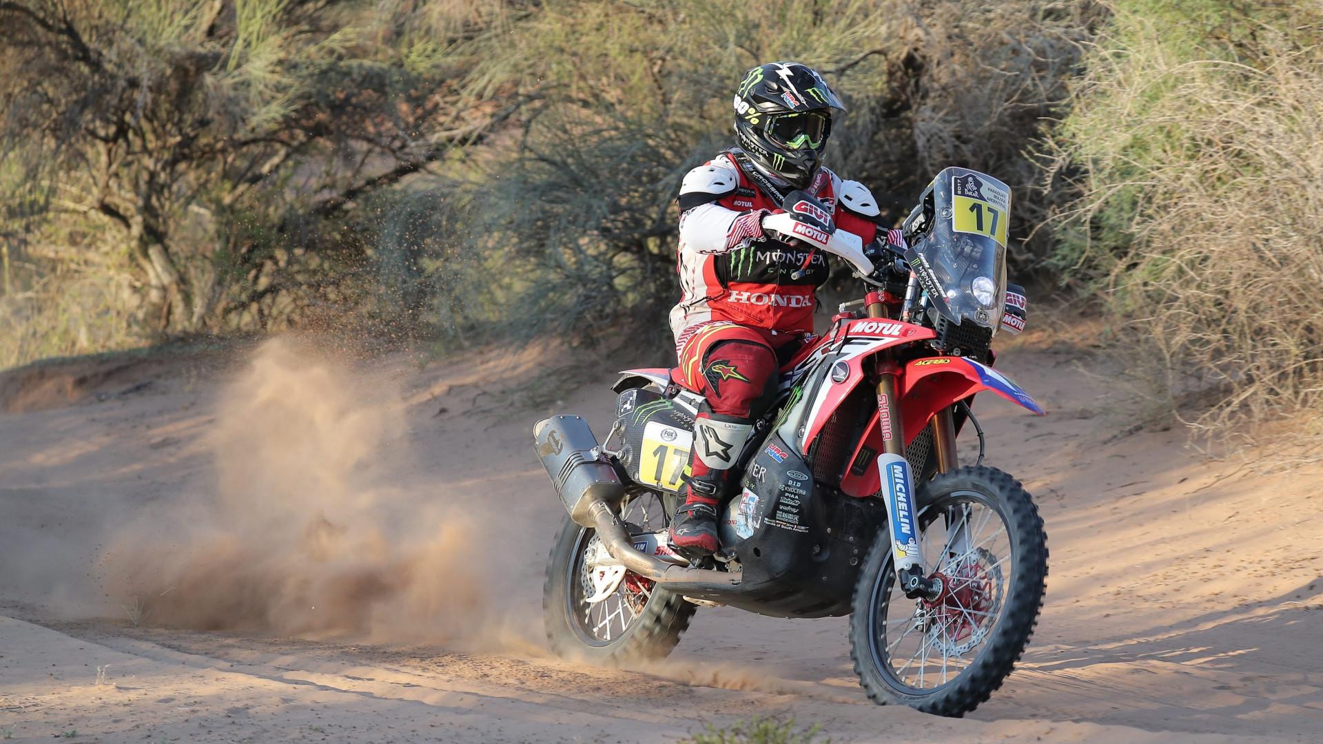 Paulo Gonçalves em quarto lugar na quarta etapa do Qatar Cross