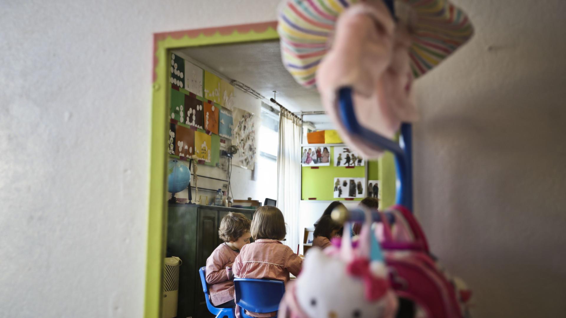 Redução de crianças no pré-escolar é sinal preocupante
