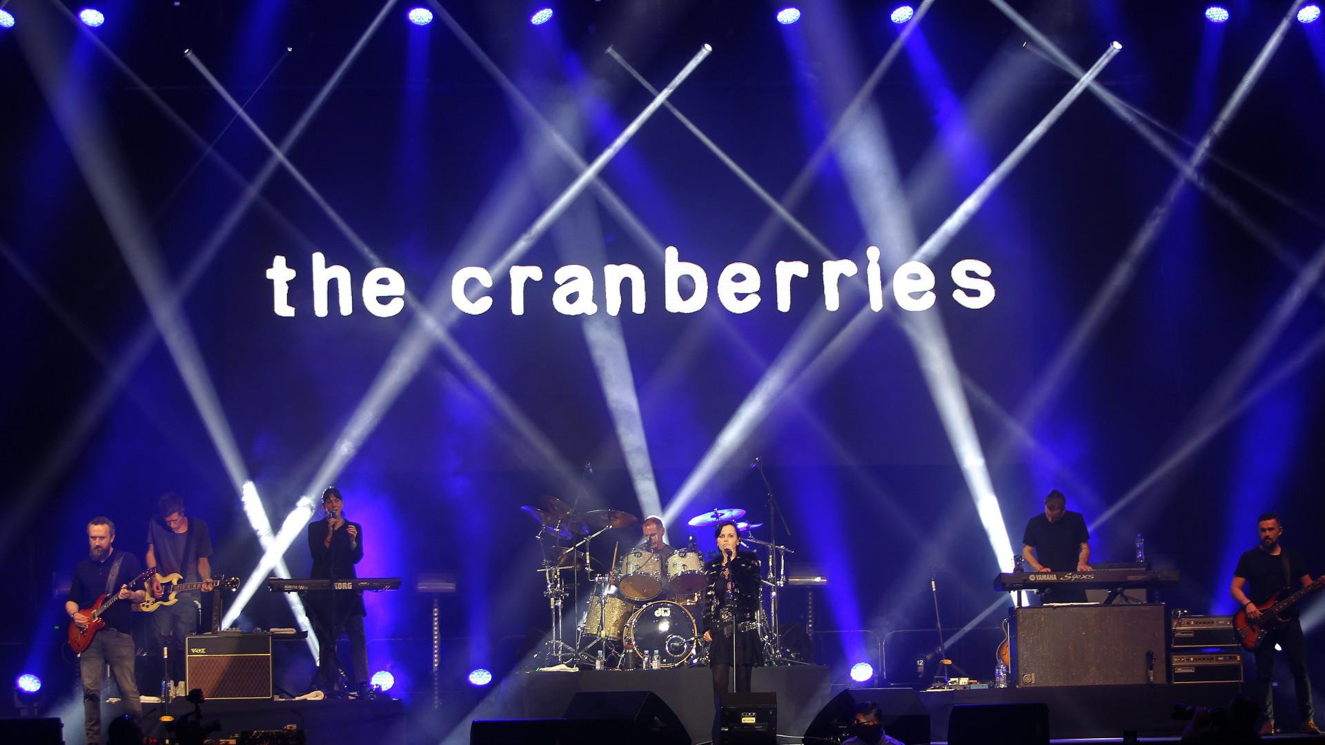 The Cranberries são cabeça de cartaz na Expofacic em Cantanhede