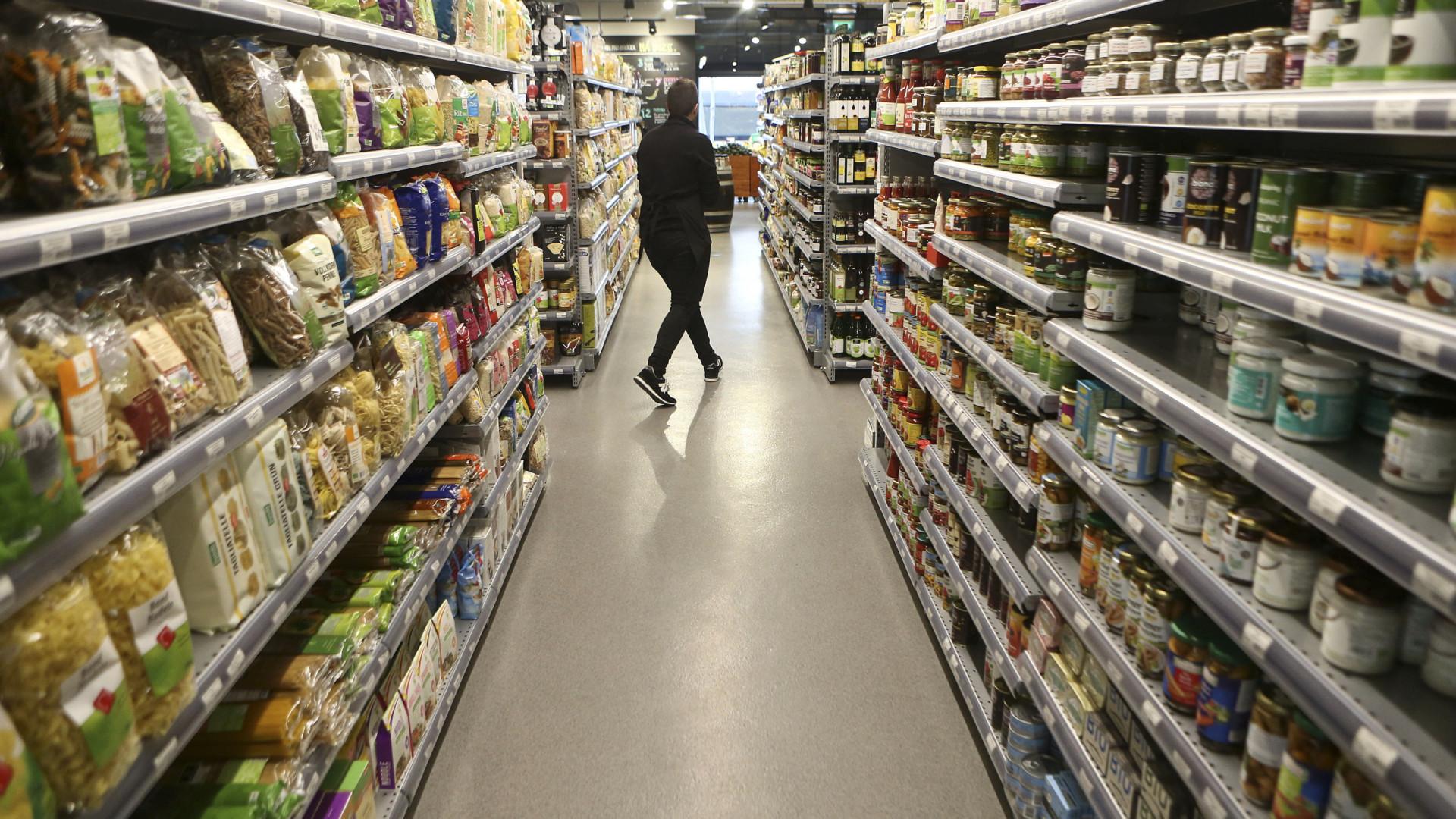 Portugal com segunda maior quebra mensal nas vendas a retalho em outubro