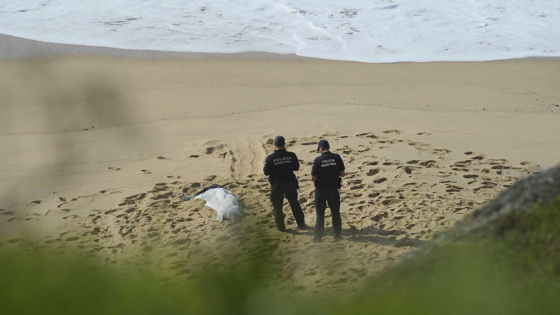 PJ descarta crime associado aos dois cadáveres encontrados em praia