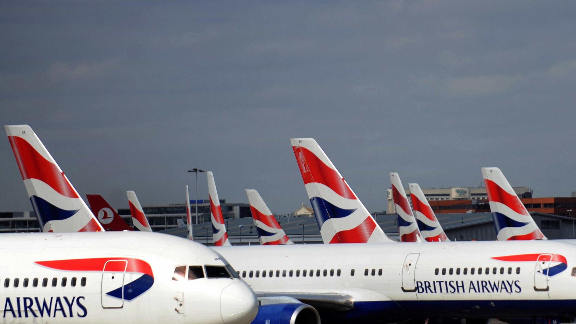 Falso alarme no voo da British Airways em Paris