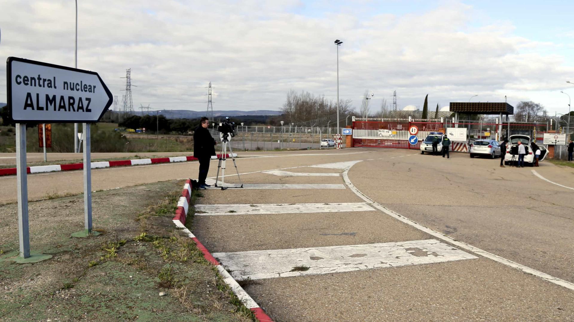 Espanha pretende encerrar central nuclear de Almaraz até julho de 2024