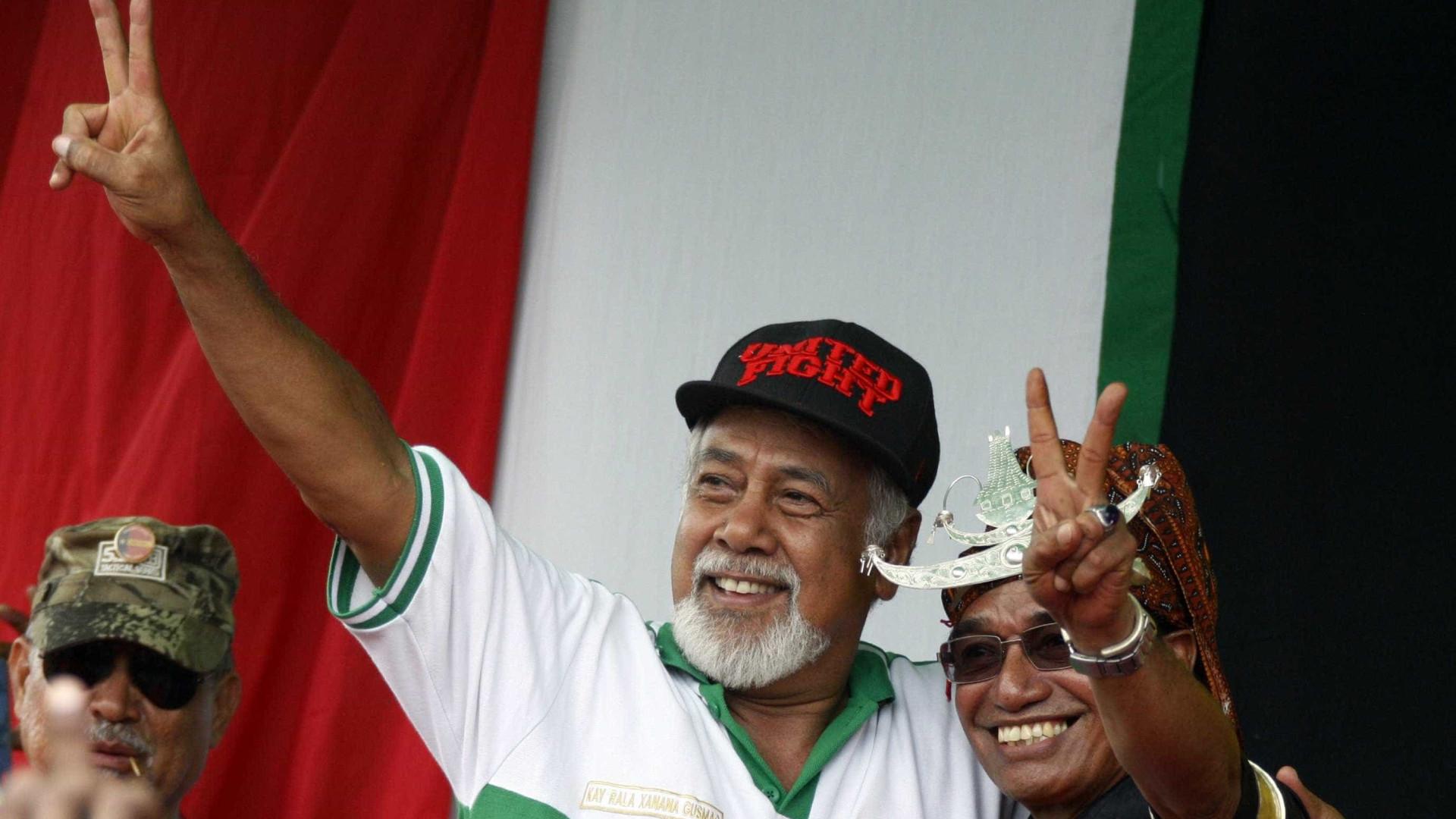"""""""Desta vez a vitória é minha"""", diz o presidente eleito de Timor"""