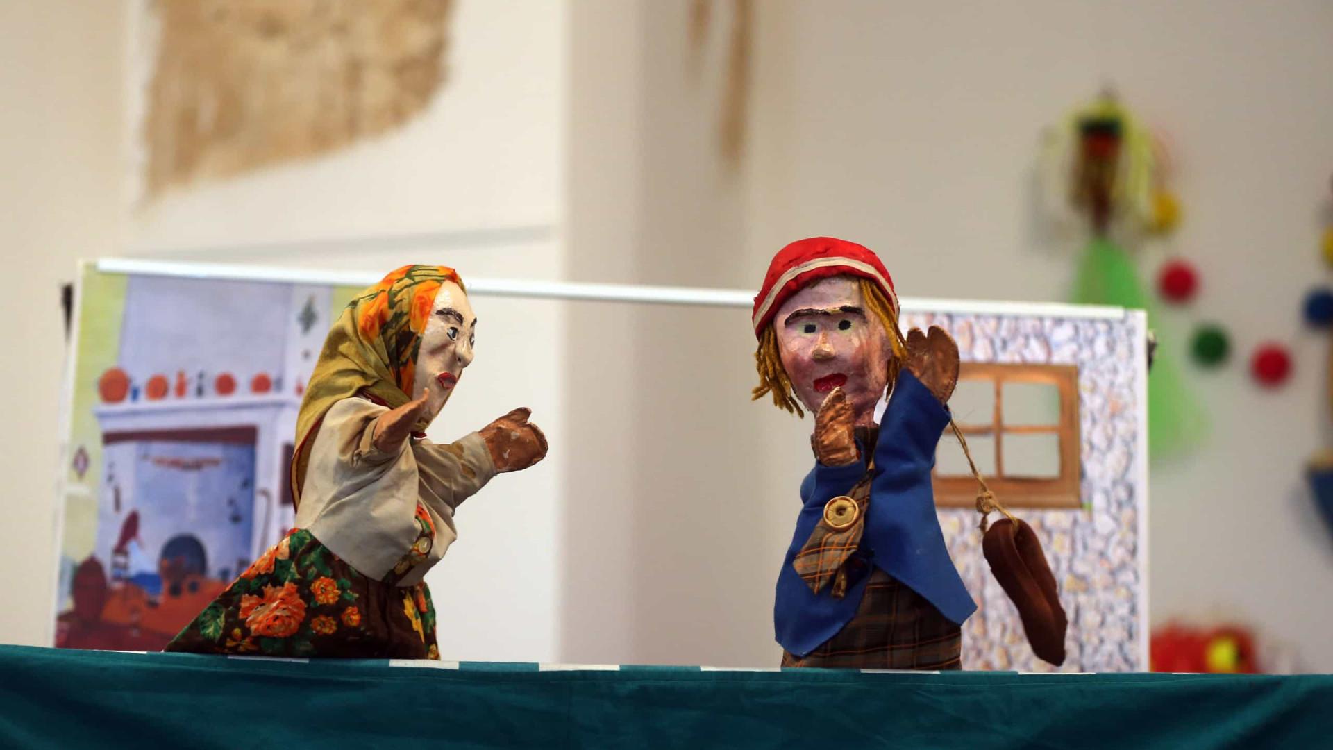 Festival Internacional de Marionetas do Porto começa hoje