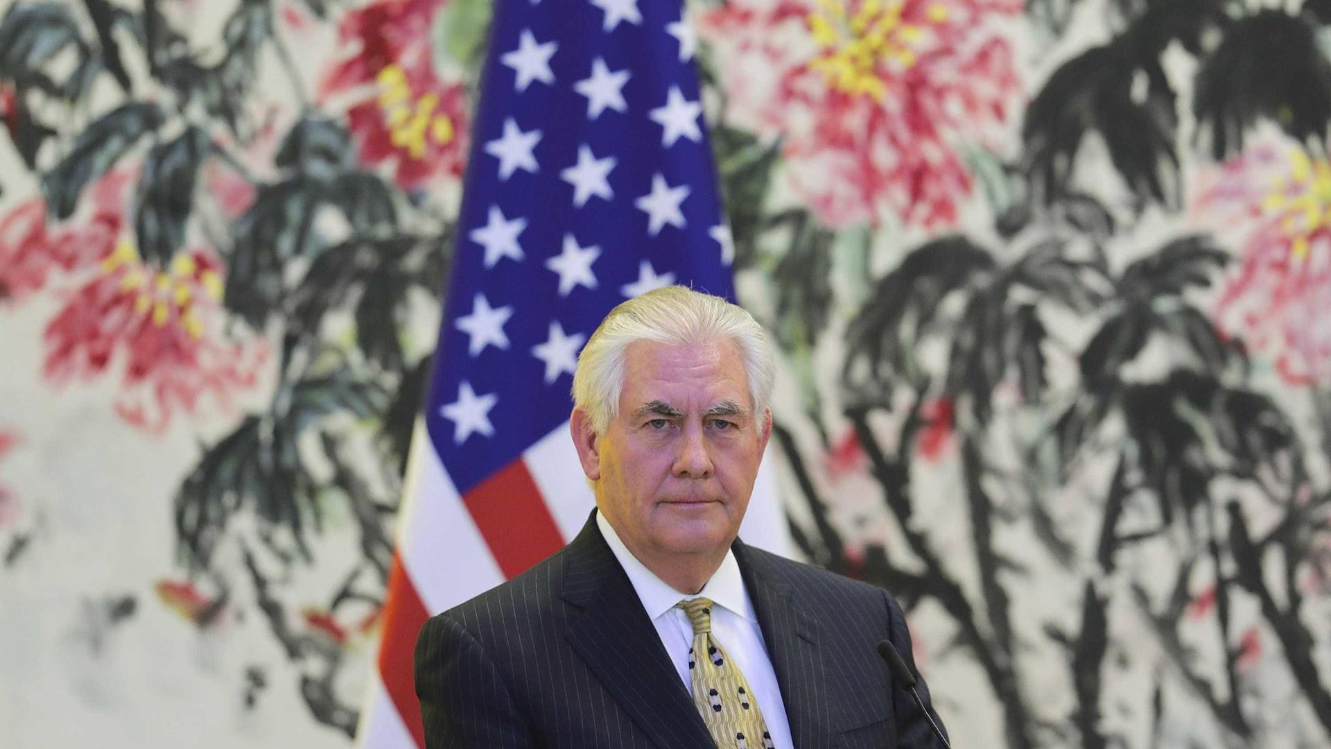 Secretário de Estado dos EUA vai faltar a encontro de ministros da NATO