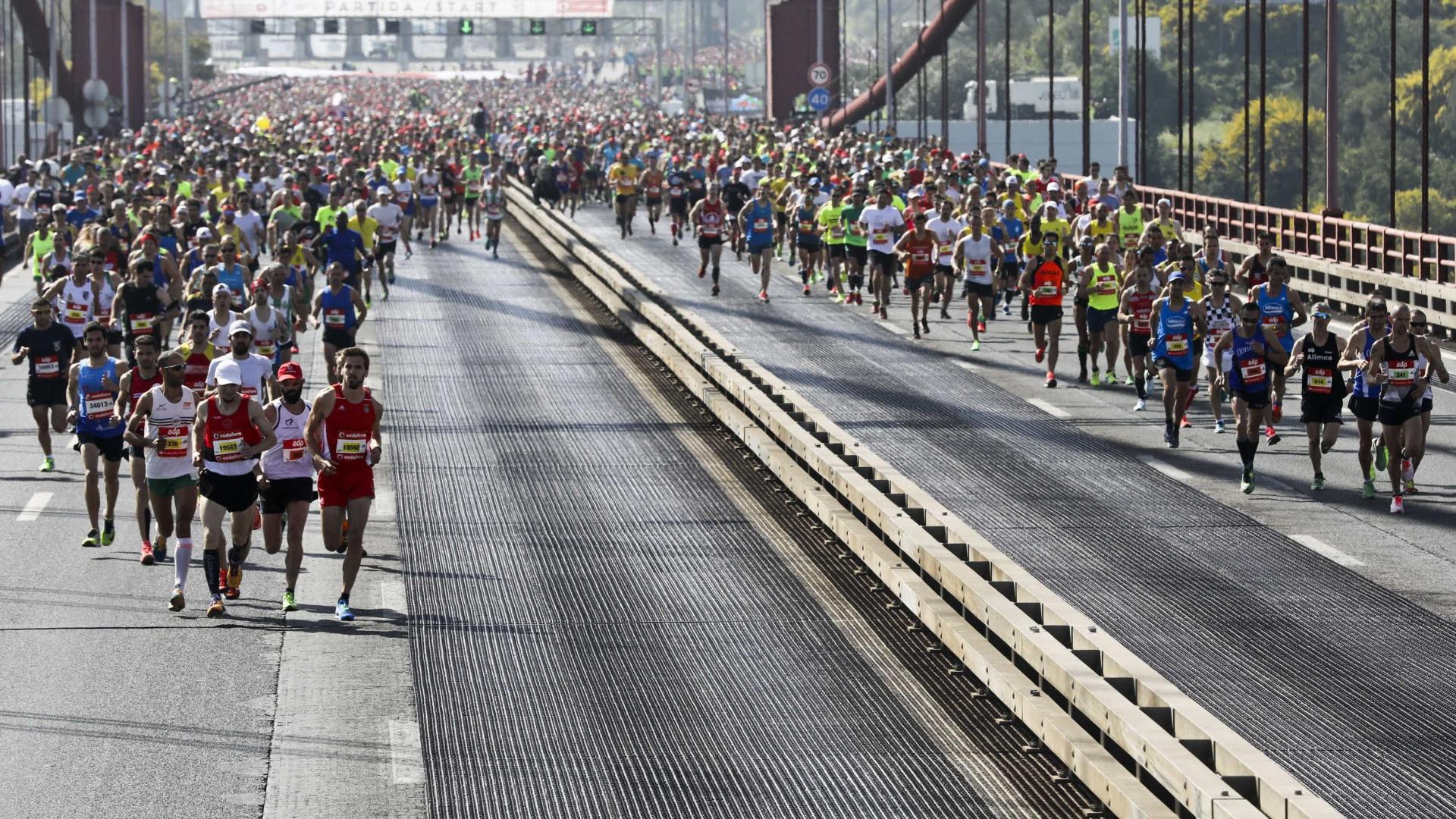 Jéssica Augusto e Samuel Barata brilham na Meia Maratona