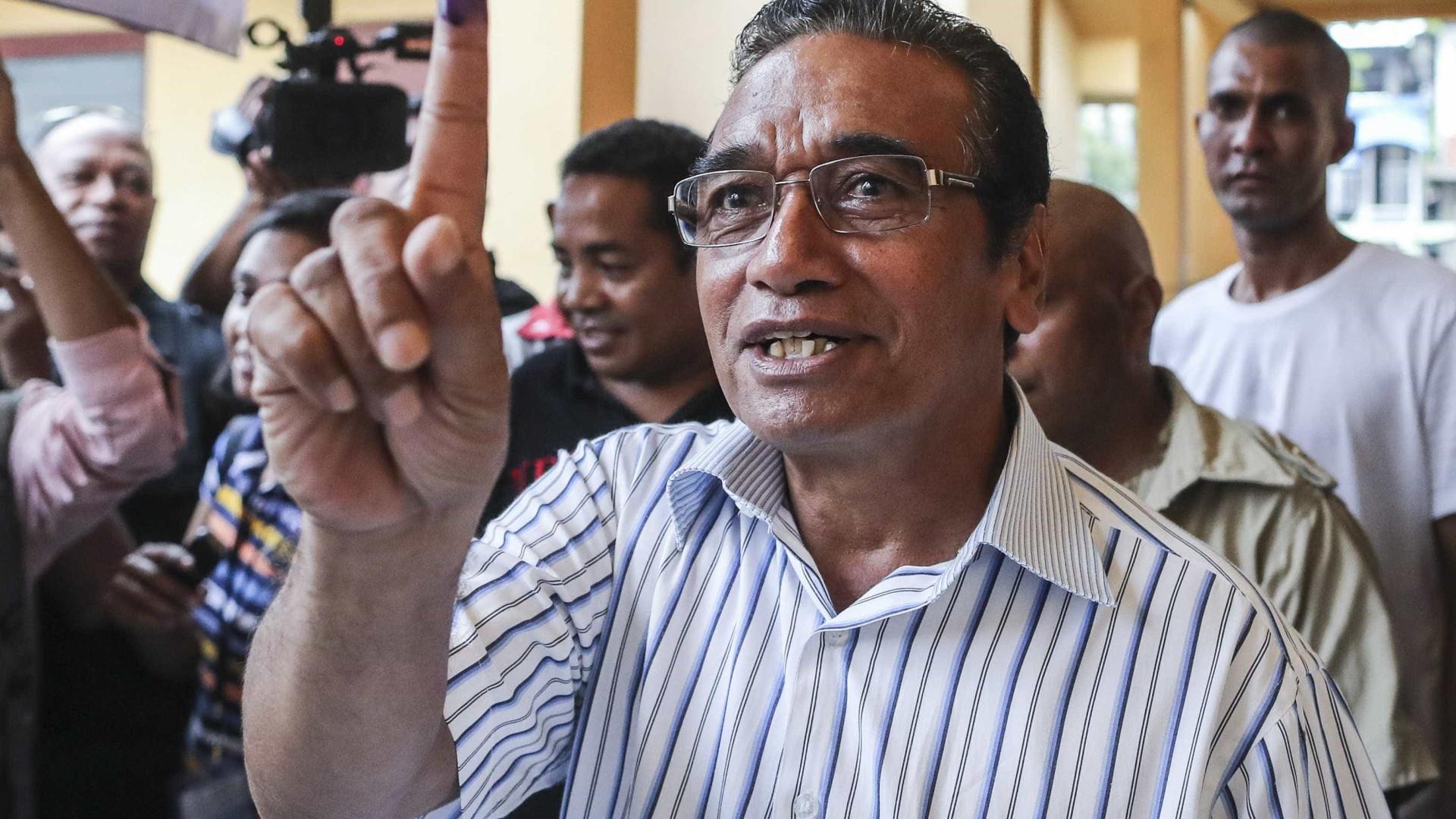 Timor: Lu-Olo lidera com 60%, quando estão contados 13% dos votos