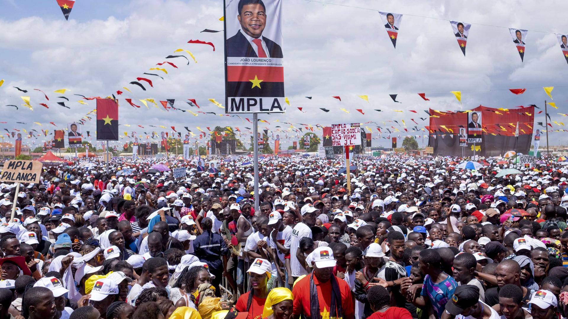 Eleições em Angola com luz verde da Comissão Nacional Eleitoral