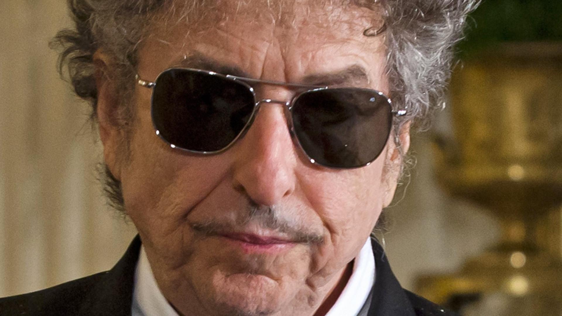 Guitarra de Bob Dylan vendida em leilão por mais de 420 mil euros