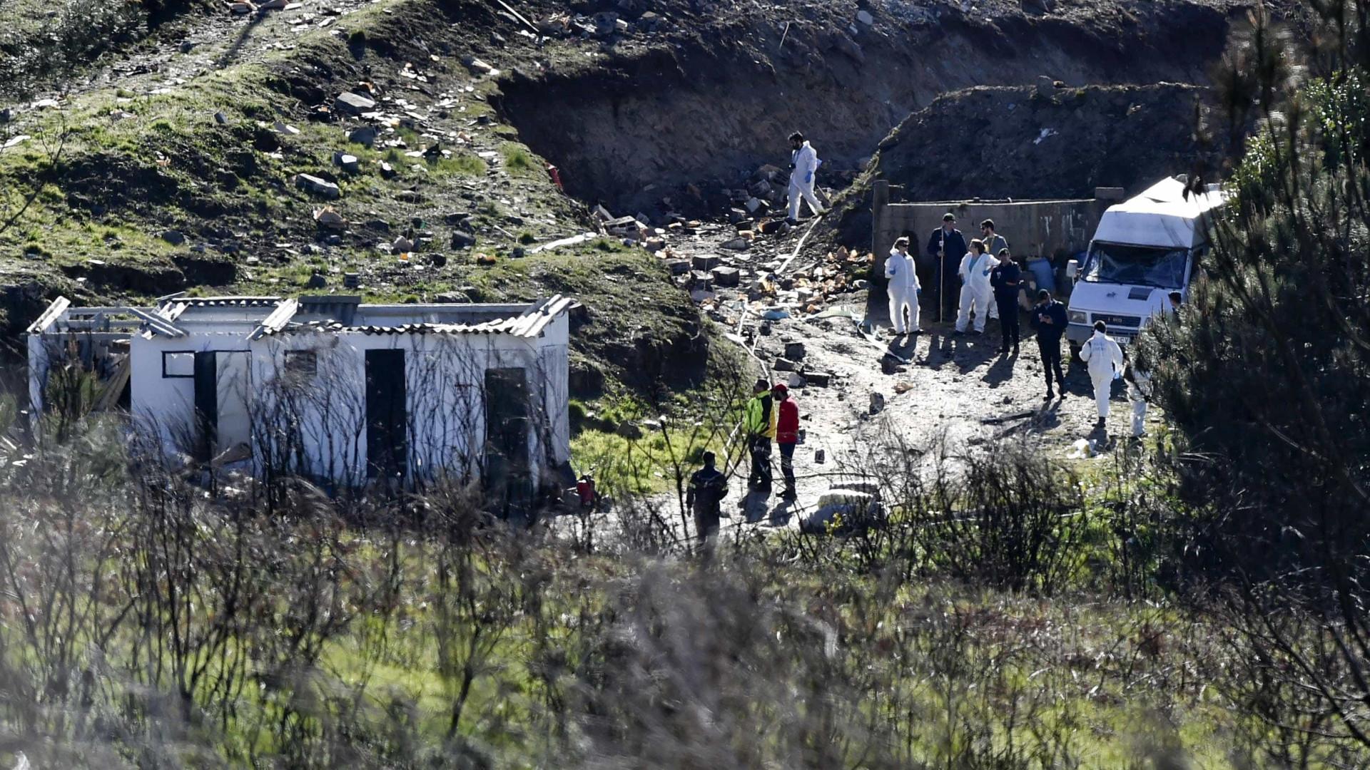 Todas as vítimas mortais das explosões de Lamego já estão identificadas