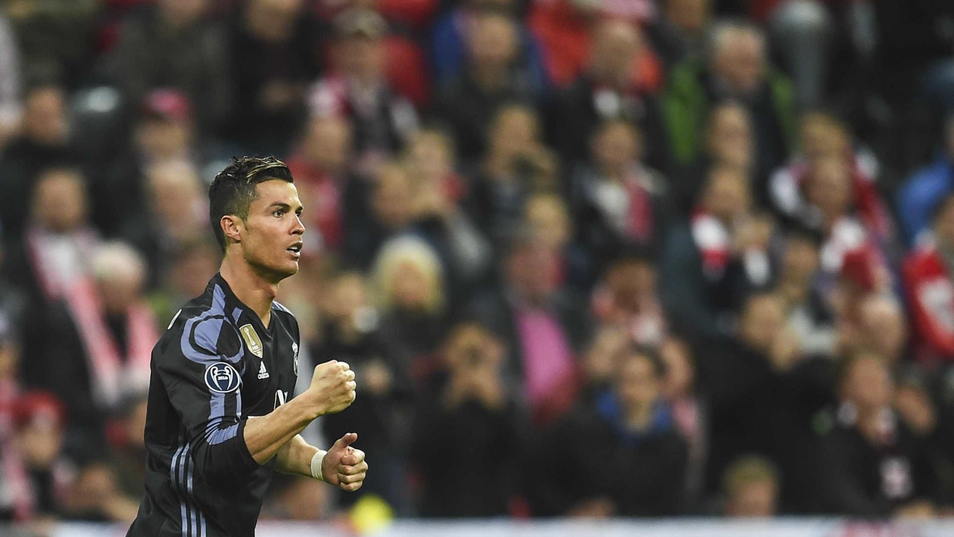 Cristiano Ronaldo é o primeiro a atingir marca histórica na Europa ce372e8f6efb0