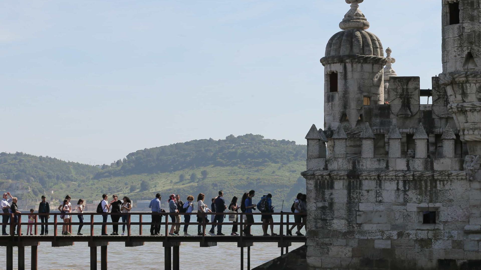 Mais de cinco milhões de visitantes em museus e monumentos em 2017