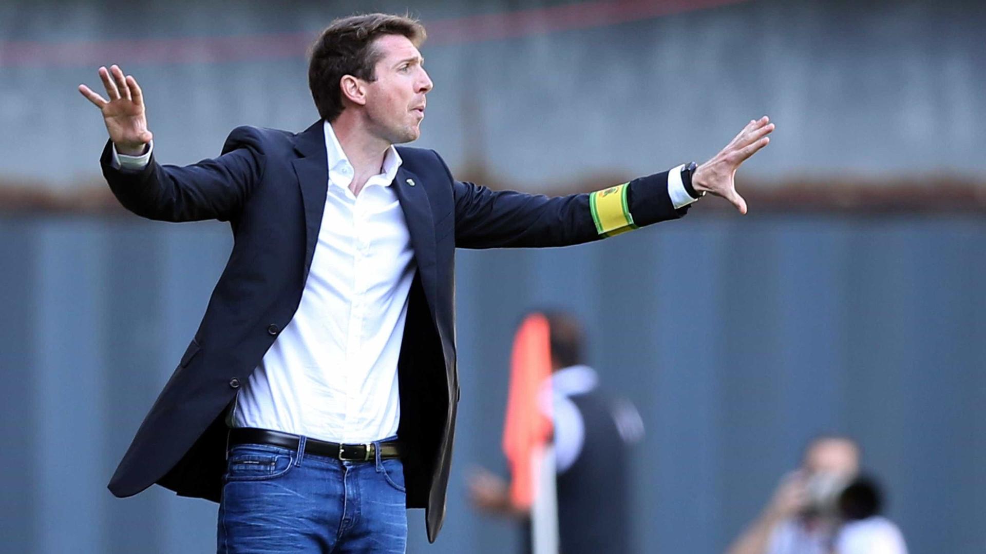 Treinador do Paços de Ferreira quer vencer Aves com ambições europeias