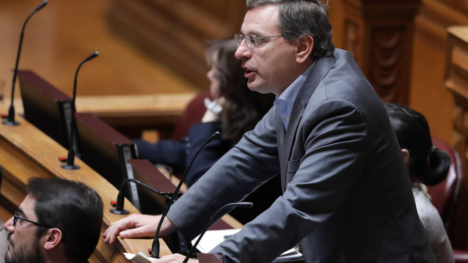 PCP diz que Portugal não pode estar dependente das agências de 'rating'