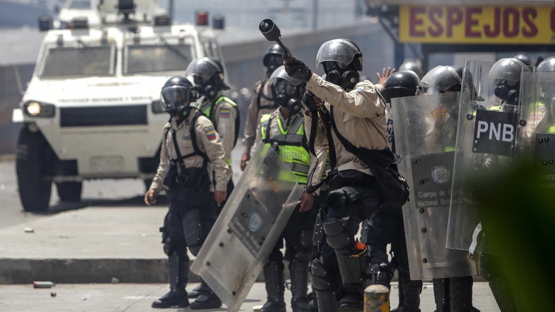 Venezuela: Mais de 400 detidos após manifestação anti-Maduro