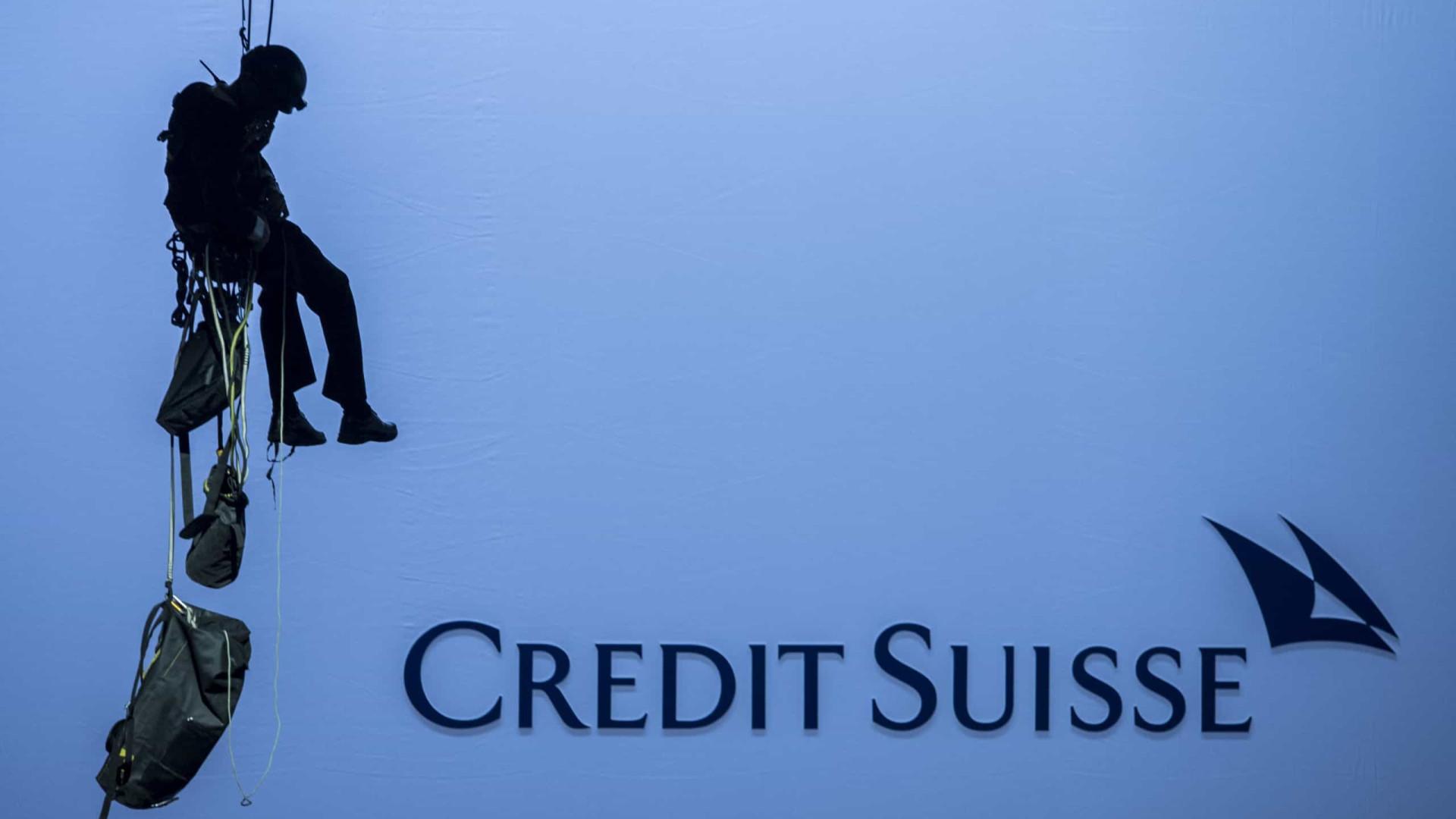 Credit Suisse proibe transações de títulos financeiros venezuelanos