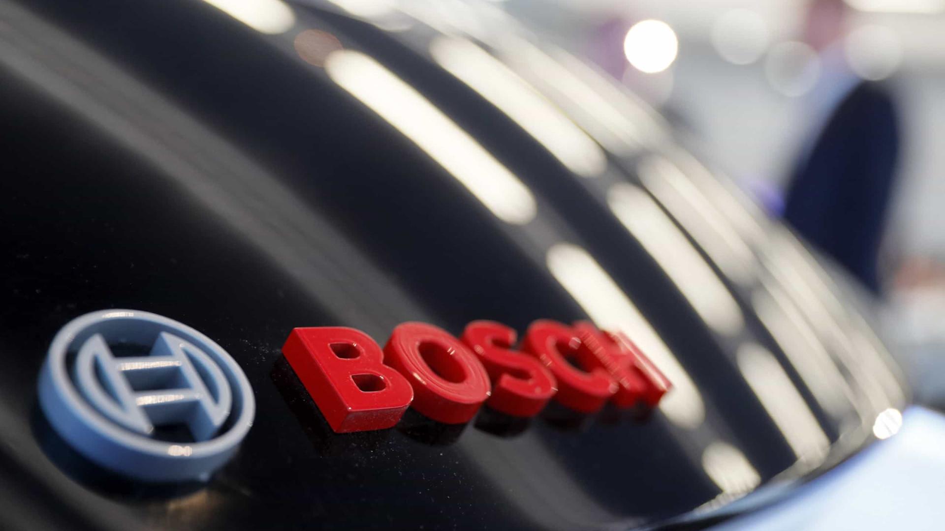 Bosch com resultados históricos prevê aumento de vendas em 2018