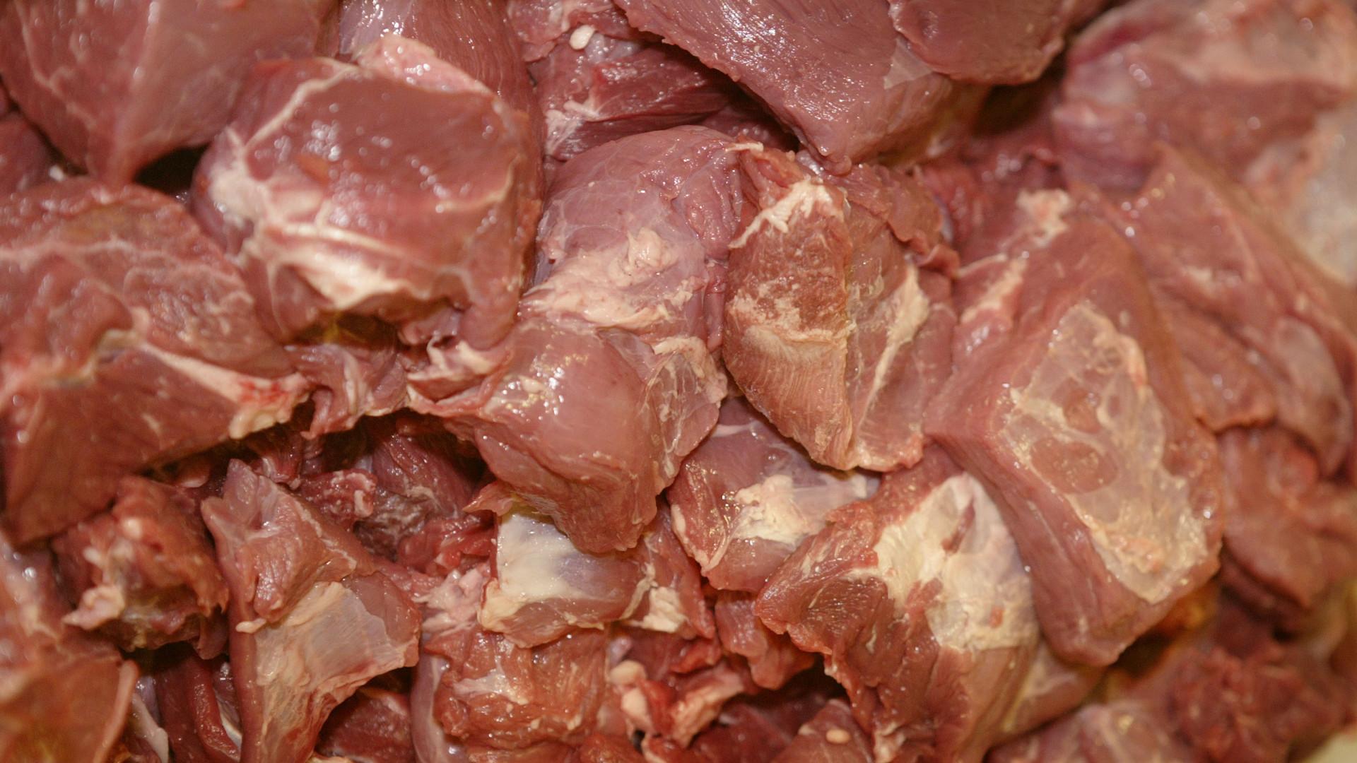 Autoridades moçambicanas incineram carne suspeita de contaminação