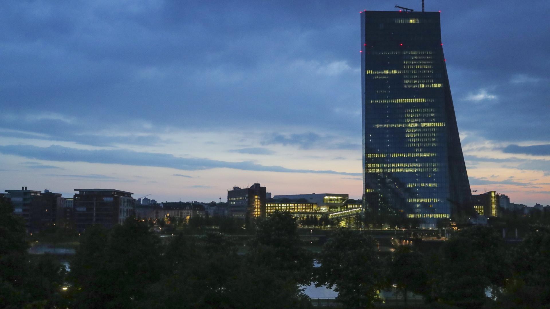 BCE publicou acordo de provisão de liquidez de emergência